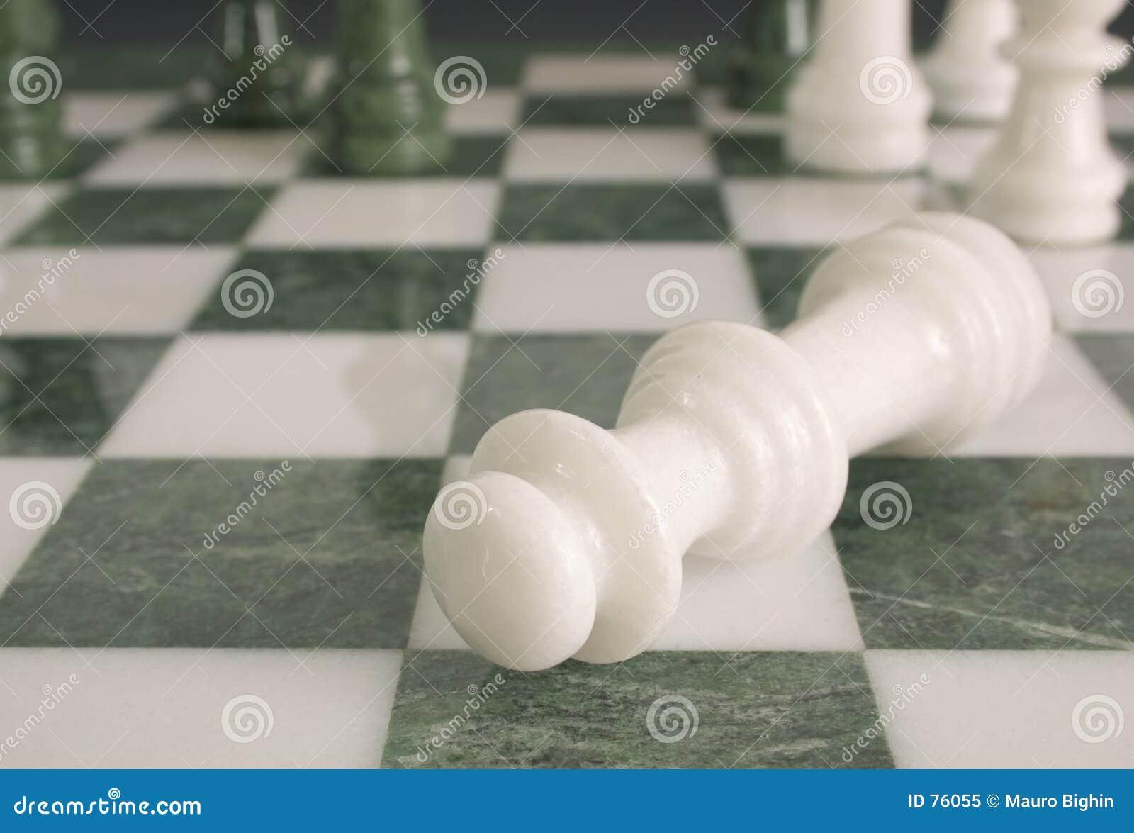 Chessmate σκηνή εγκλήματος