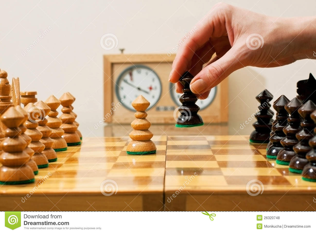 Chest Game Royalty Free Stock Photos Image 26320748