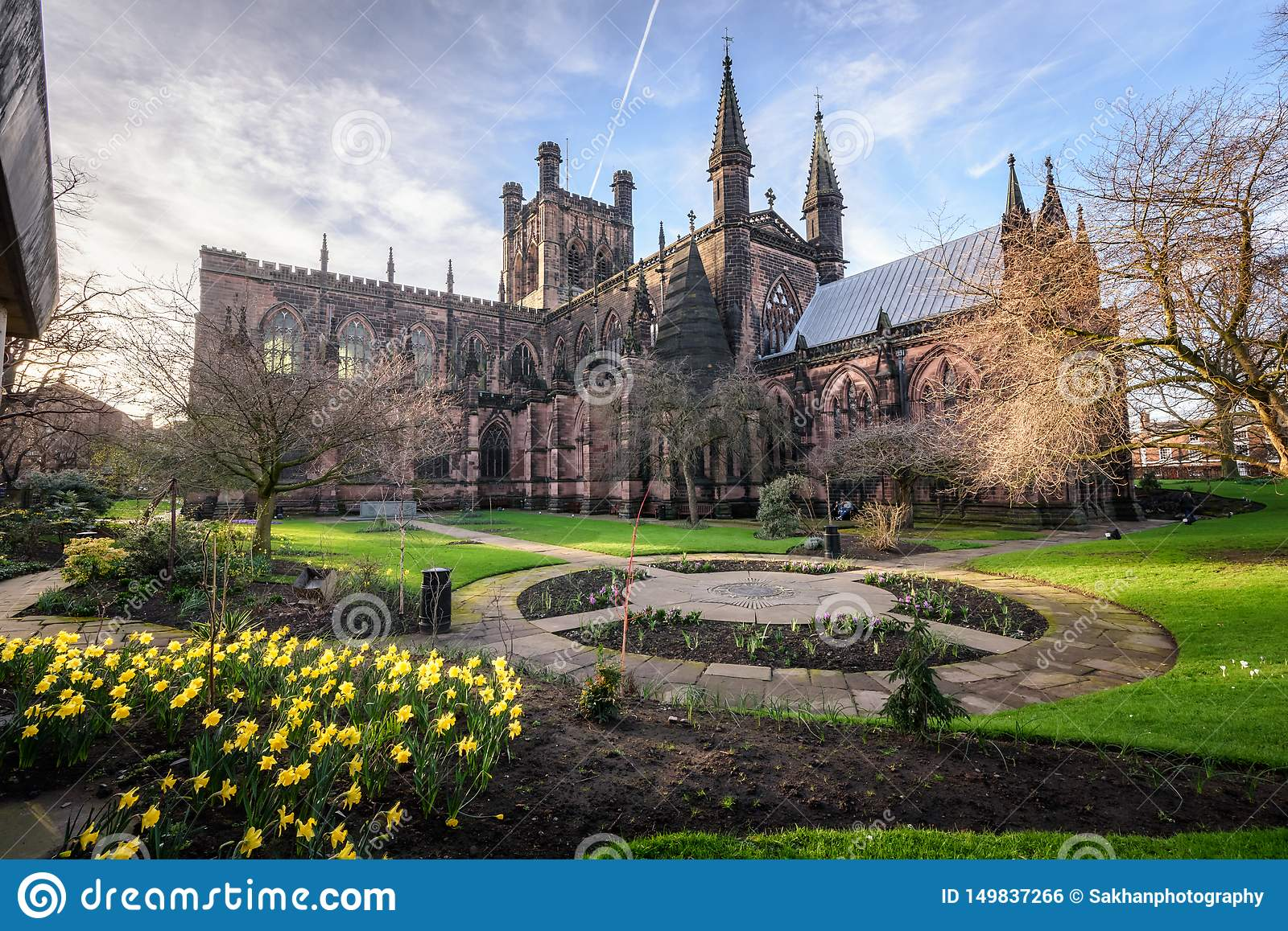 Chester Cathedral Uk