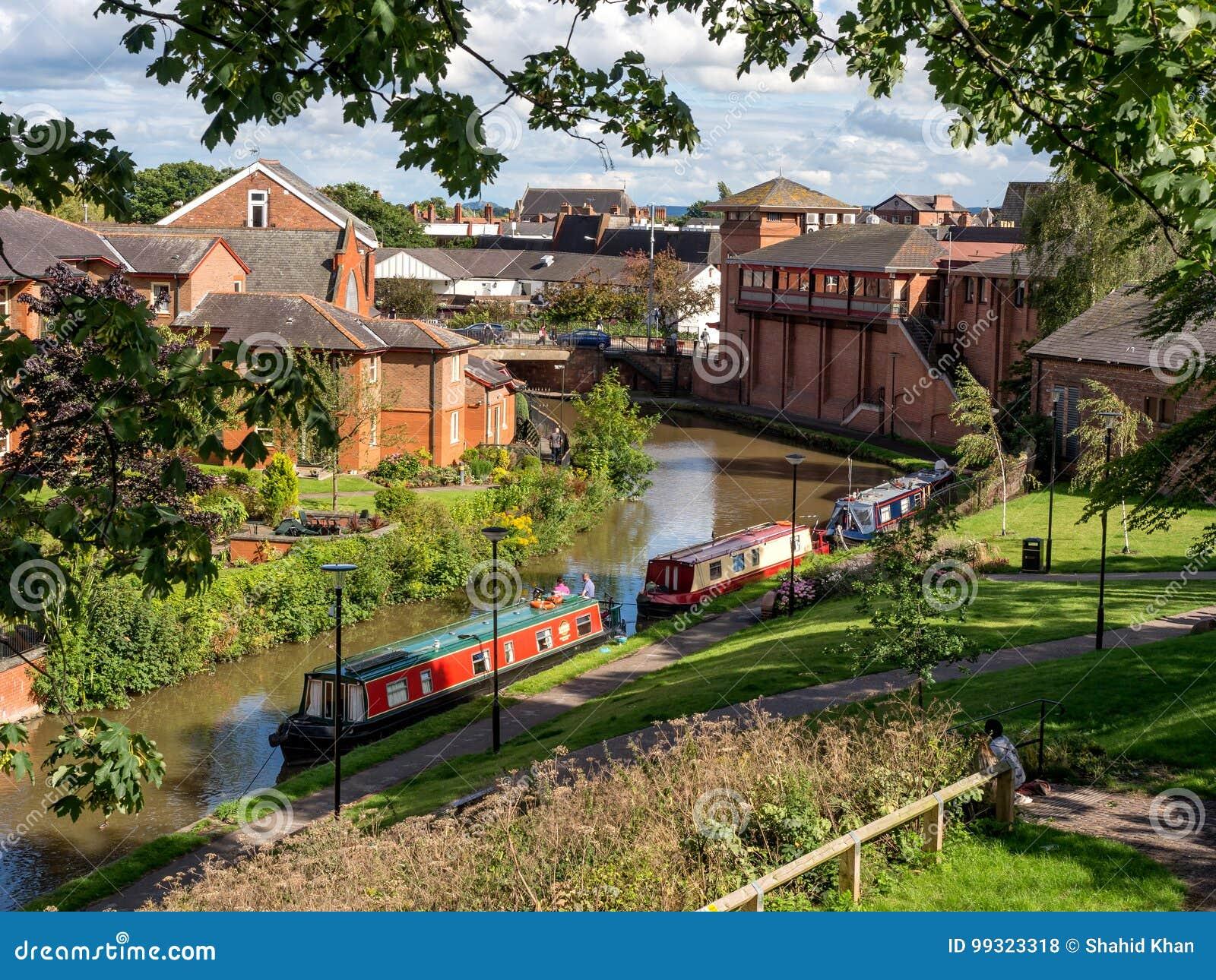 Chester City Skyline R-U