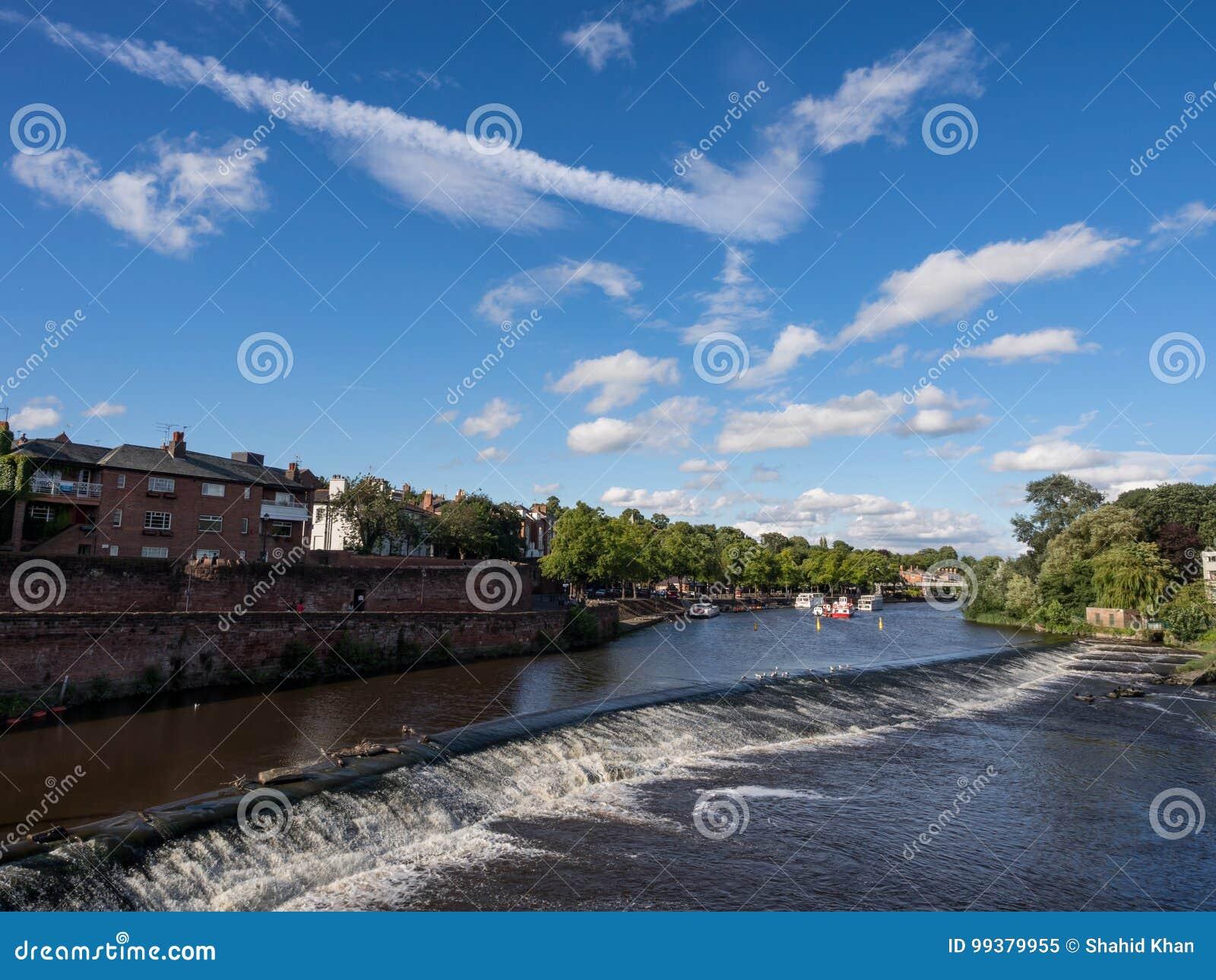 Chester City UK