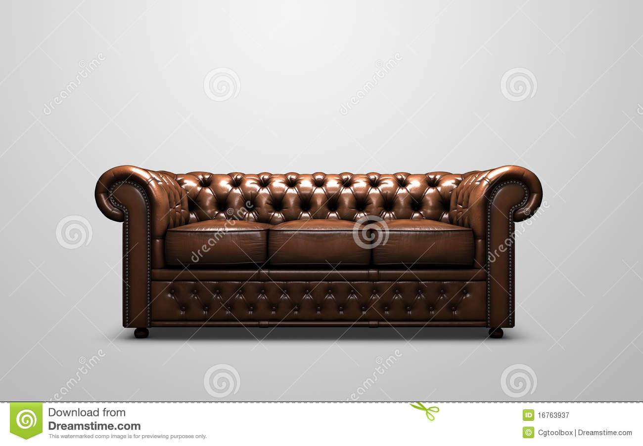 Chesterfield Sofa Royalty Free Stock Photography Image 16763937