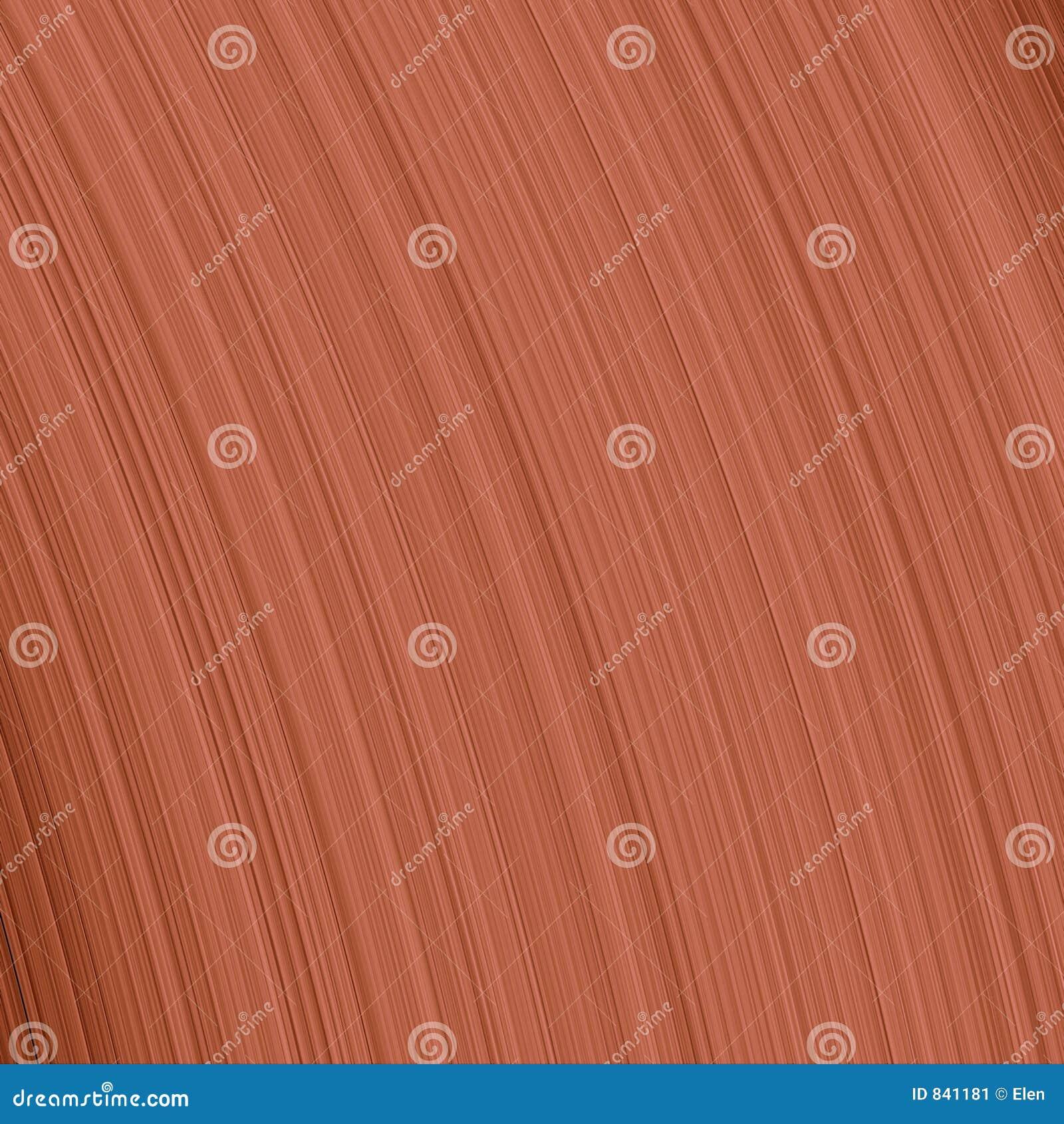 Chestnut hair texture