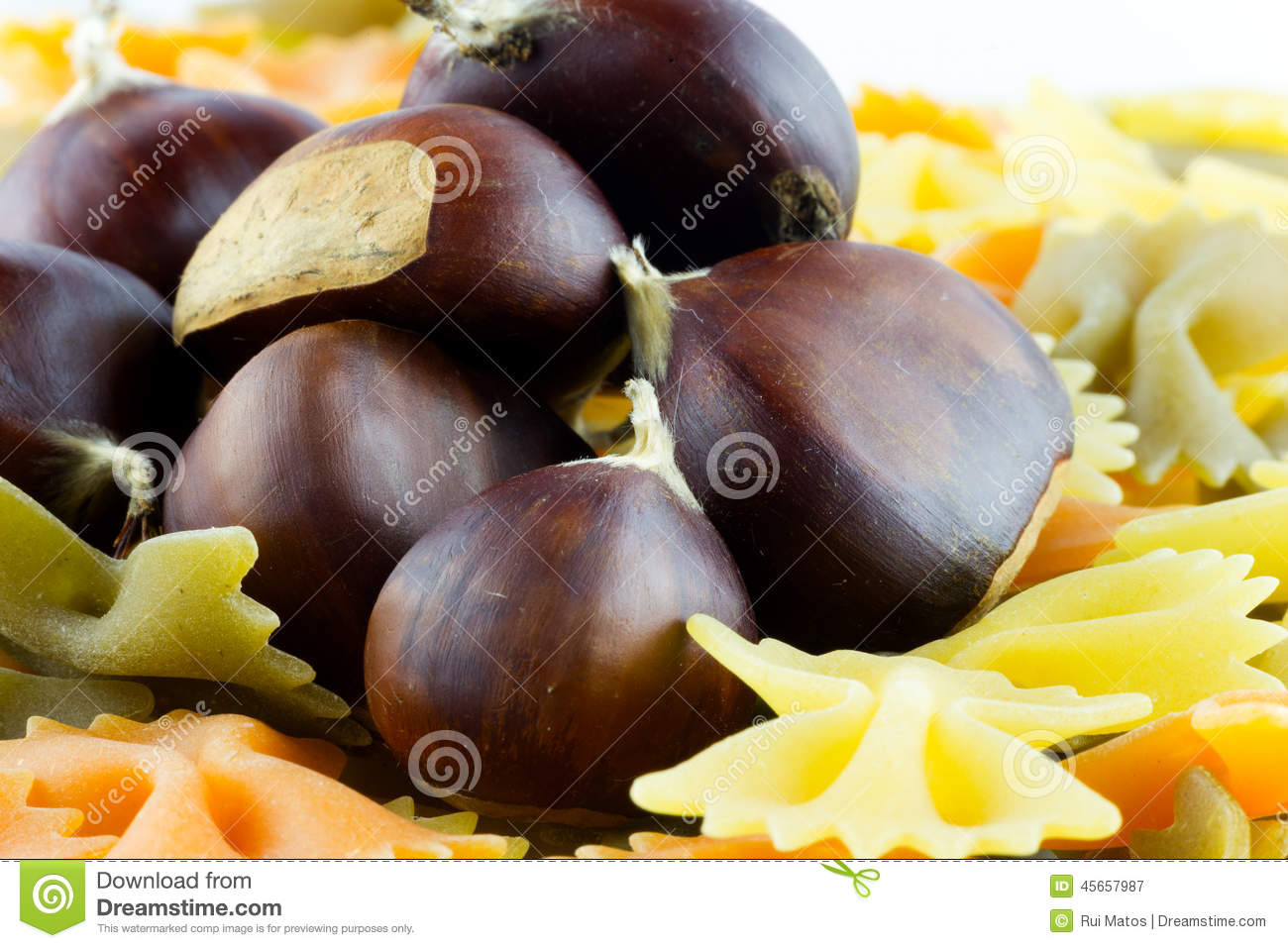 how to cook raw chestnuts