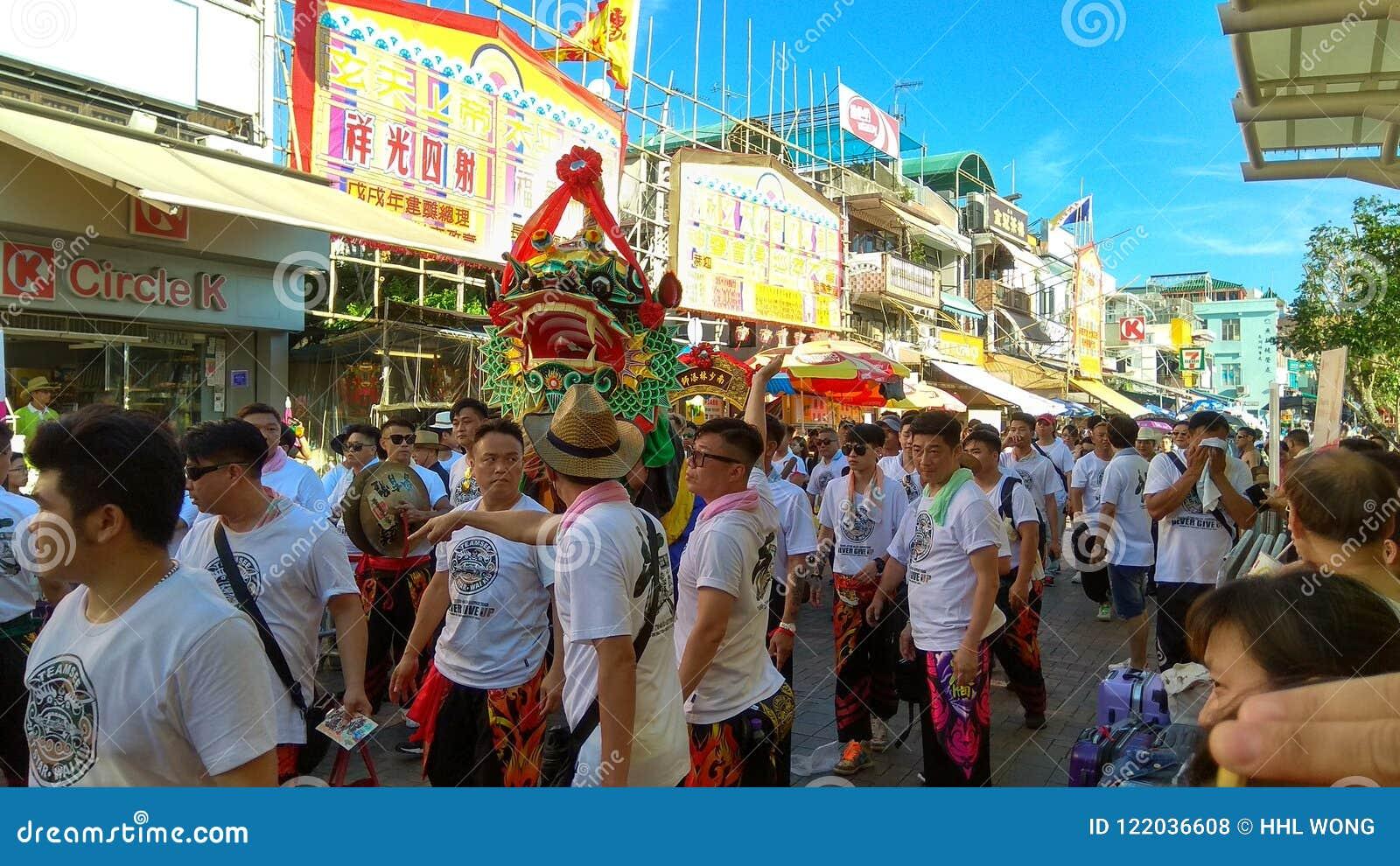 Cheung Chau Da Jiu Festival, Hong Kong