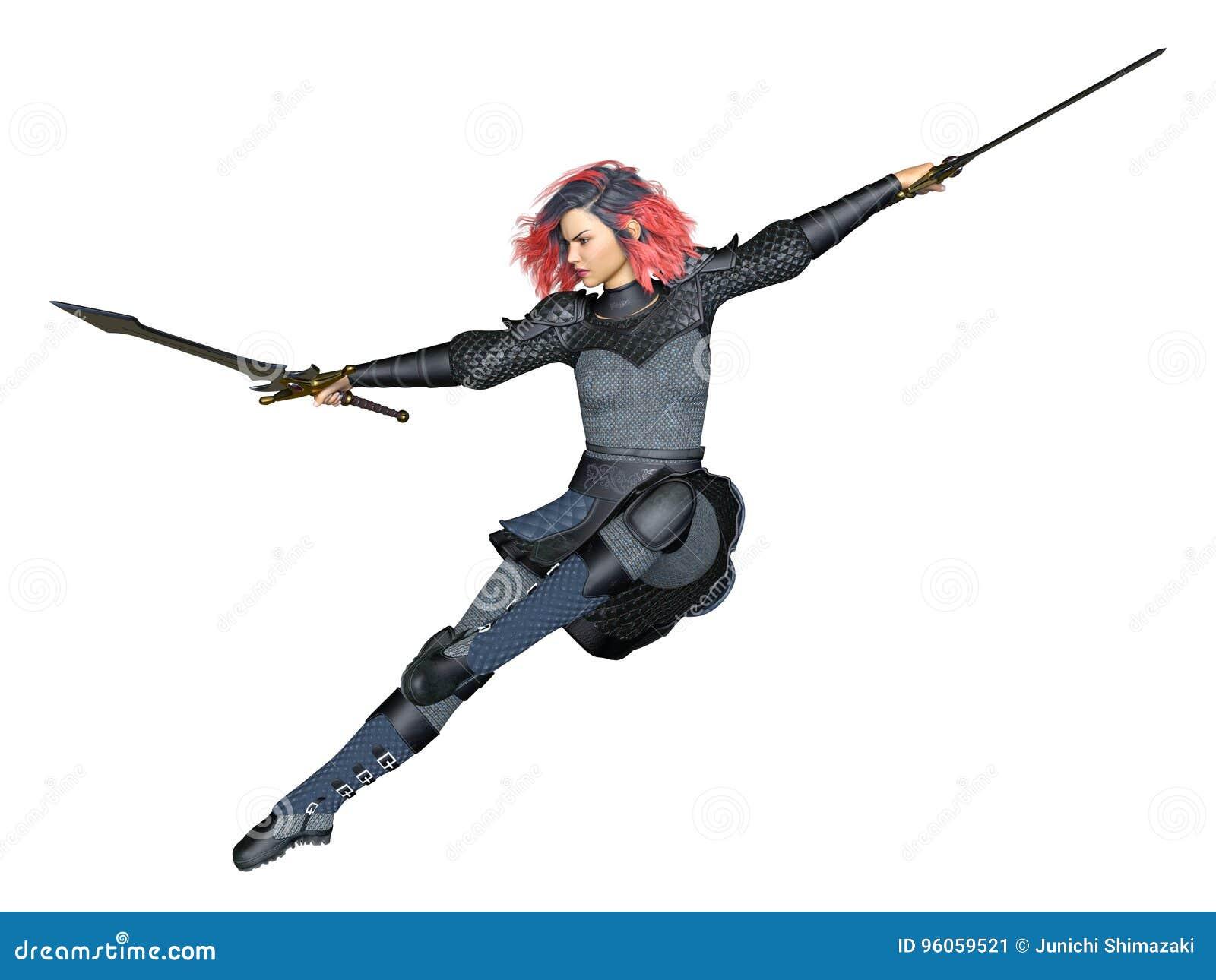 Chevalier féminin