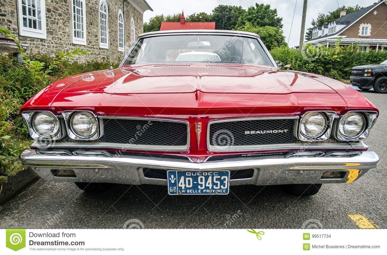 Classic Chevrolet Beaumont >> Chevrolet Beaumont 1968 Editorial Stock Image Image Of However