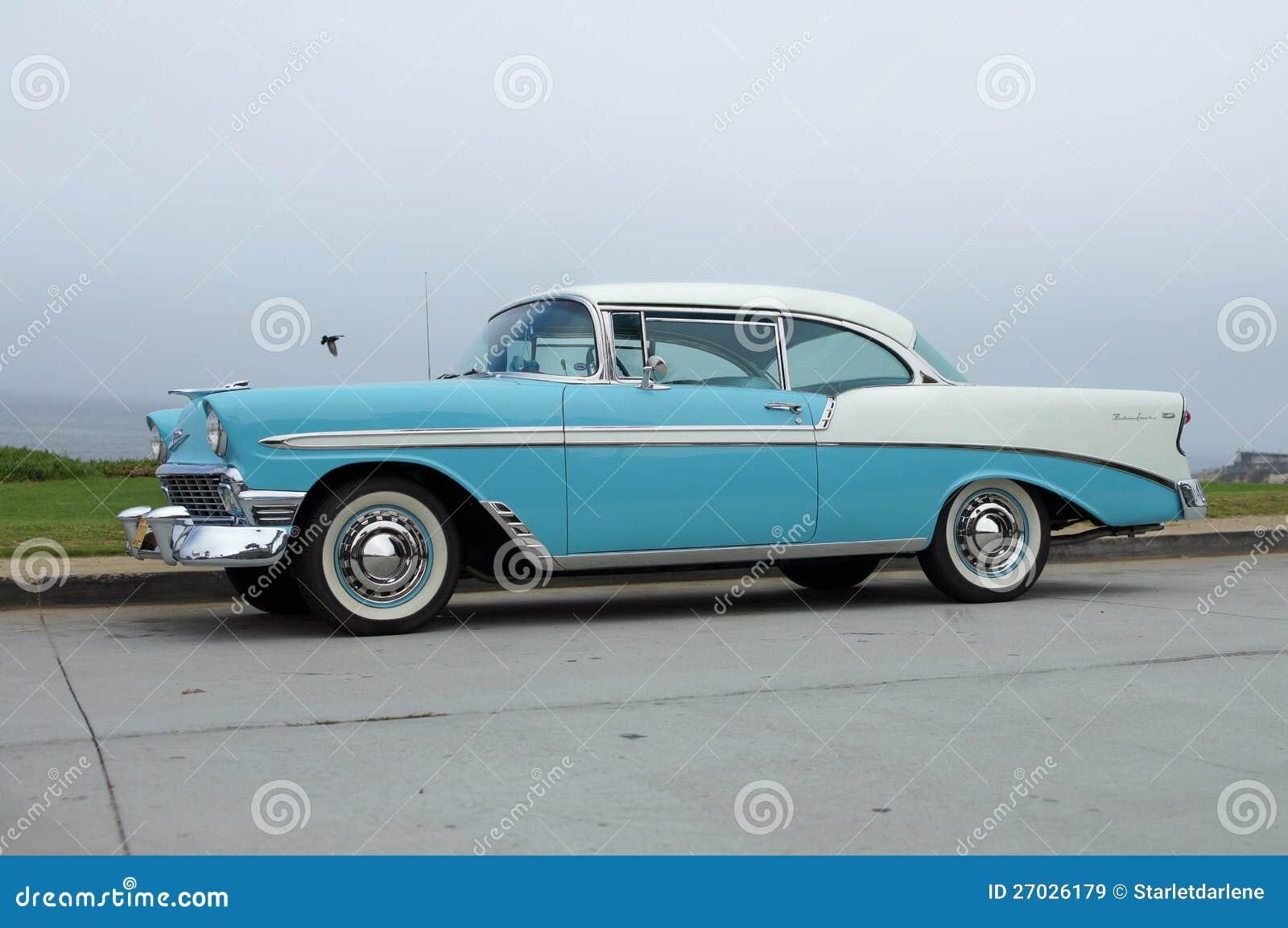 Chevrolet Bel-Air 1956