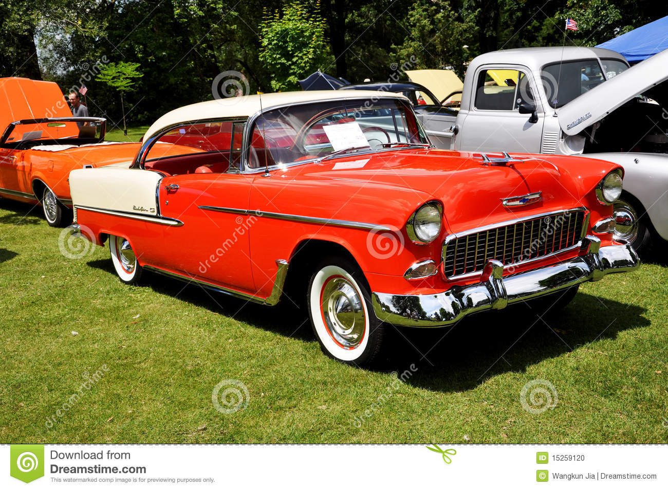 Chevrolet Bel Air In Antique Car Show Editorial Image Image Of - Antique car show