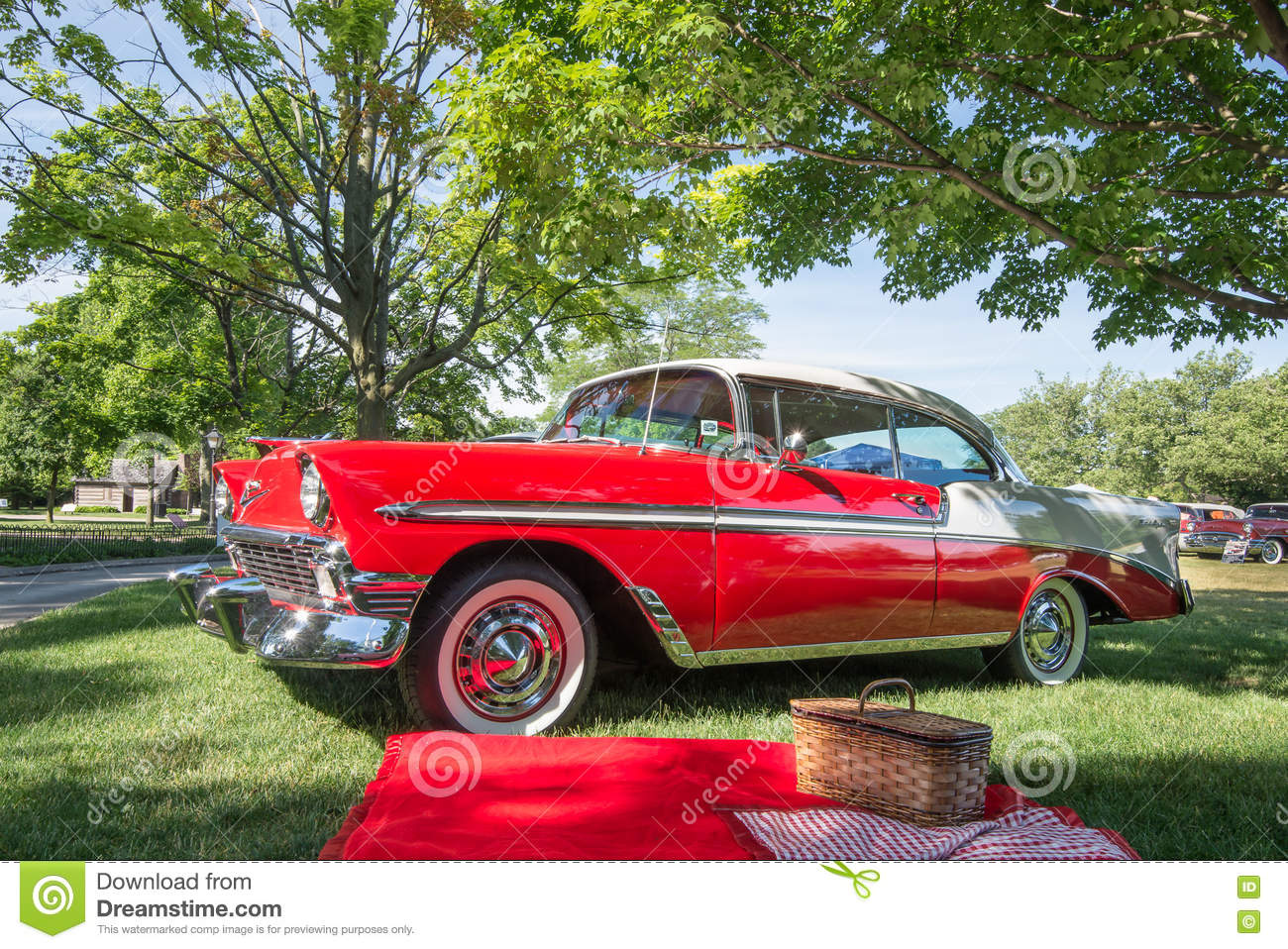 Chevrolet Bel Air Editorial Photography Image Of Nostalgia - Henry ford car show