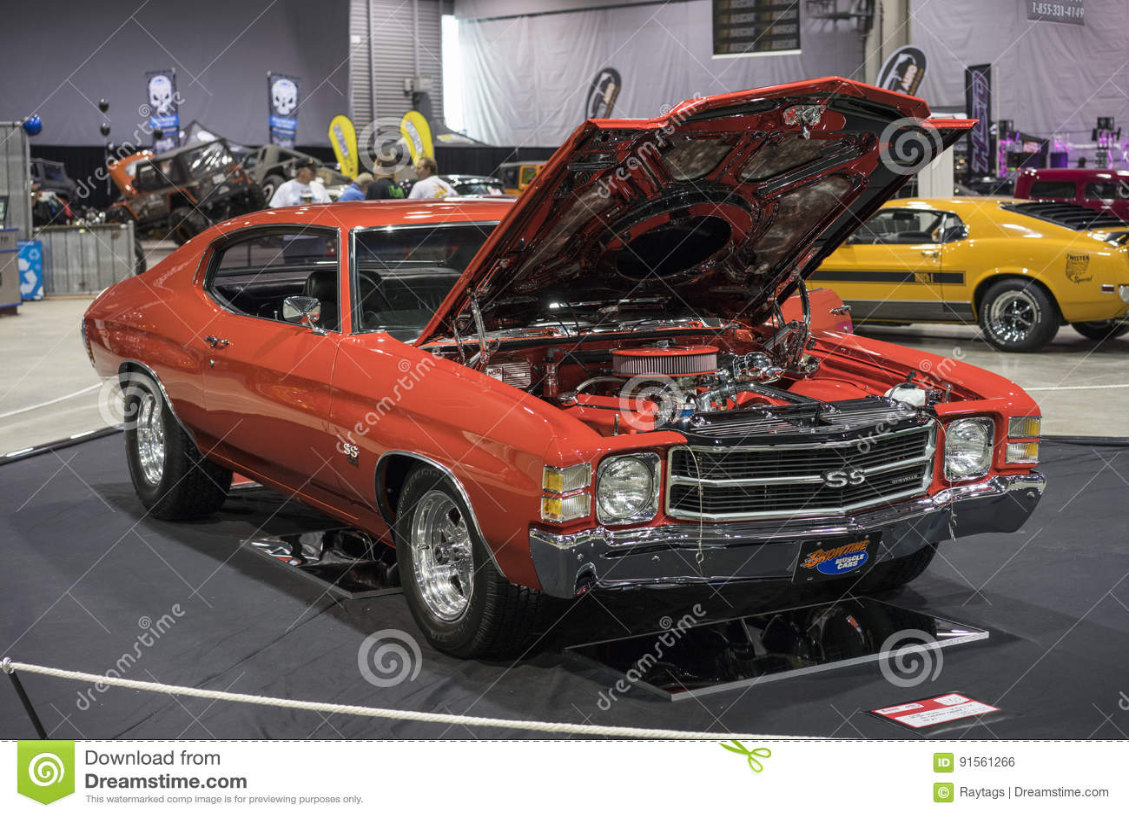 2016 Chevelle Ss >> Chevrolet Chevelle Hardtop Editorial Photo Image Of Retro 91561266
