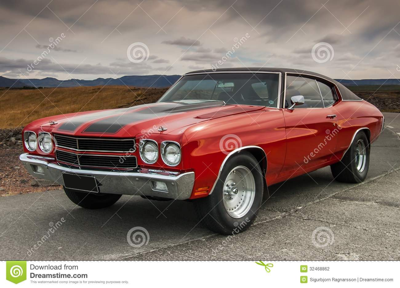 1970 Chevrolet Chevelle Editorial Photography Image