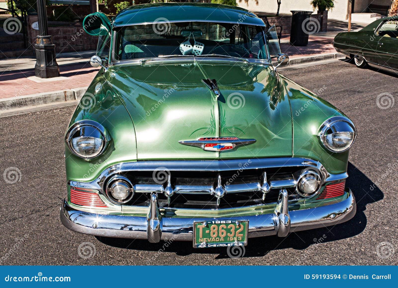 Kekurangan Chevrolet 1953 Perbandingan Harga