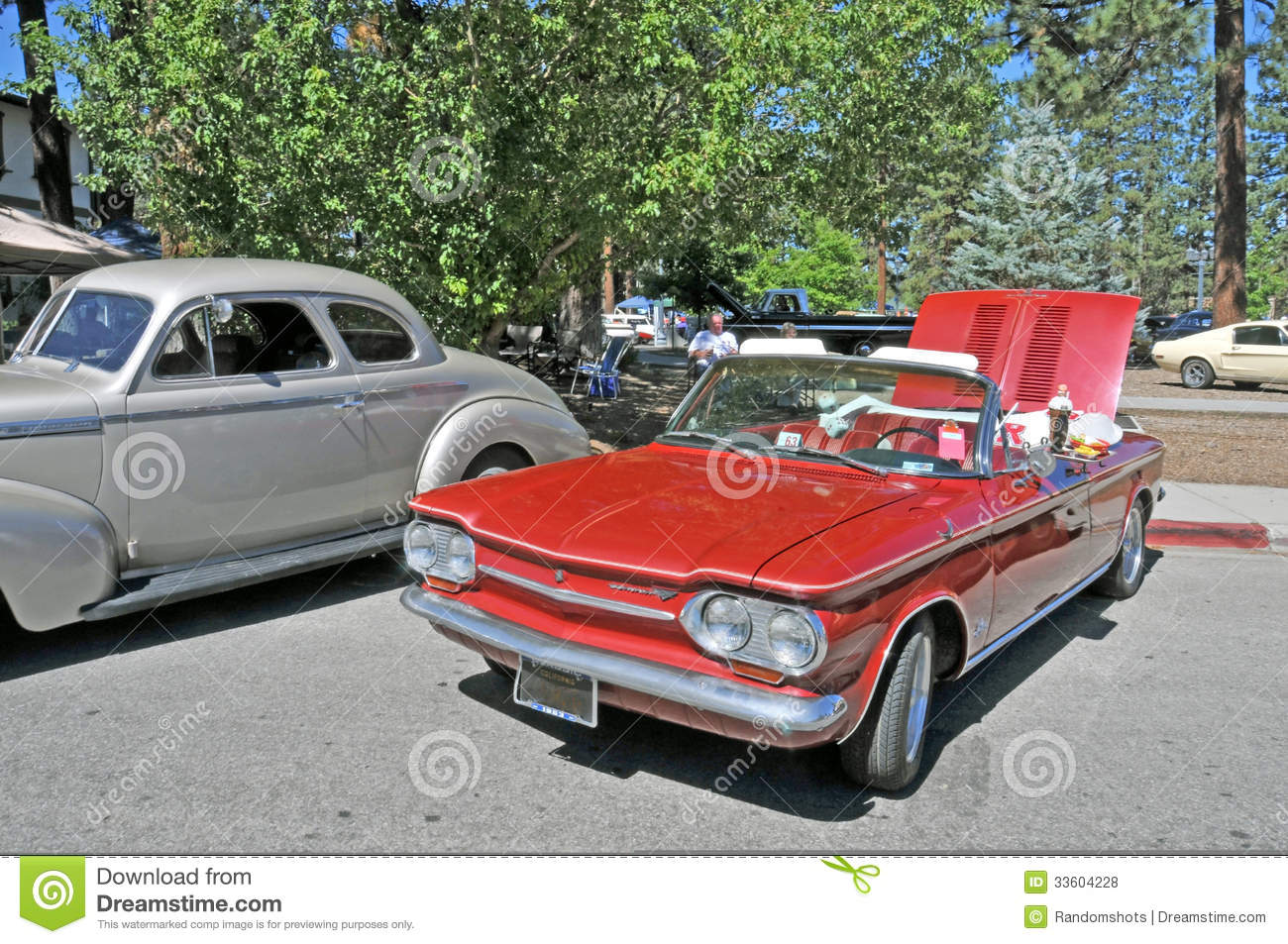 1963 Chevrolet Corvair Editorial Stock Photo - Image: 33604228