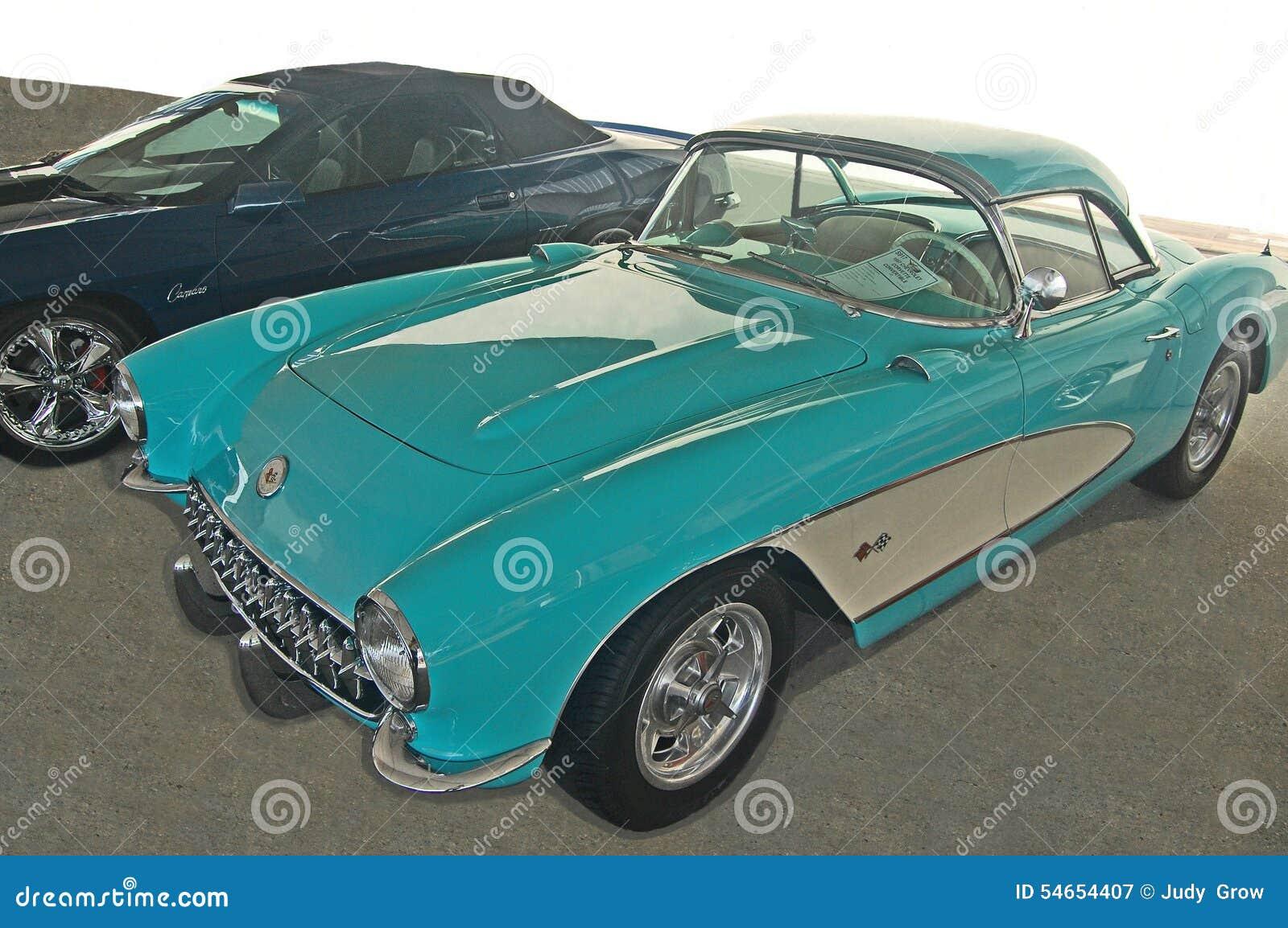 Kelebihan Chevrolet Corvette 1957 Top Model Tahun Ini