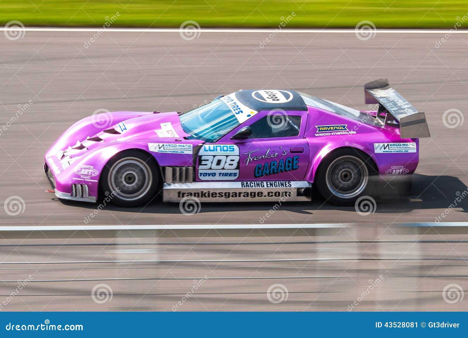 Corvette Z Race Car