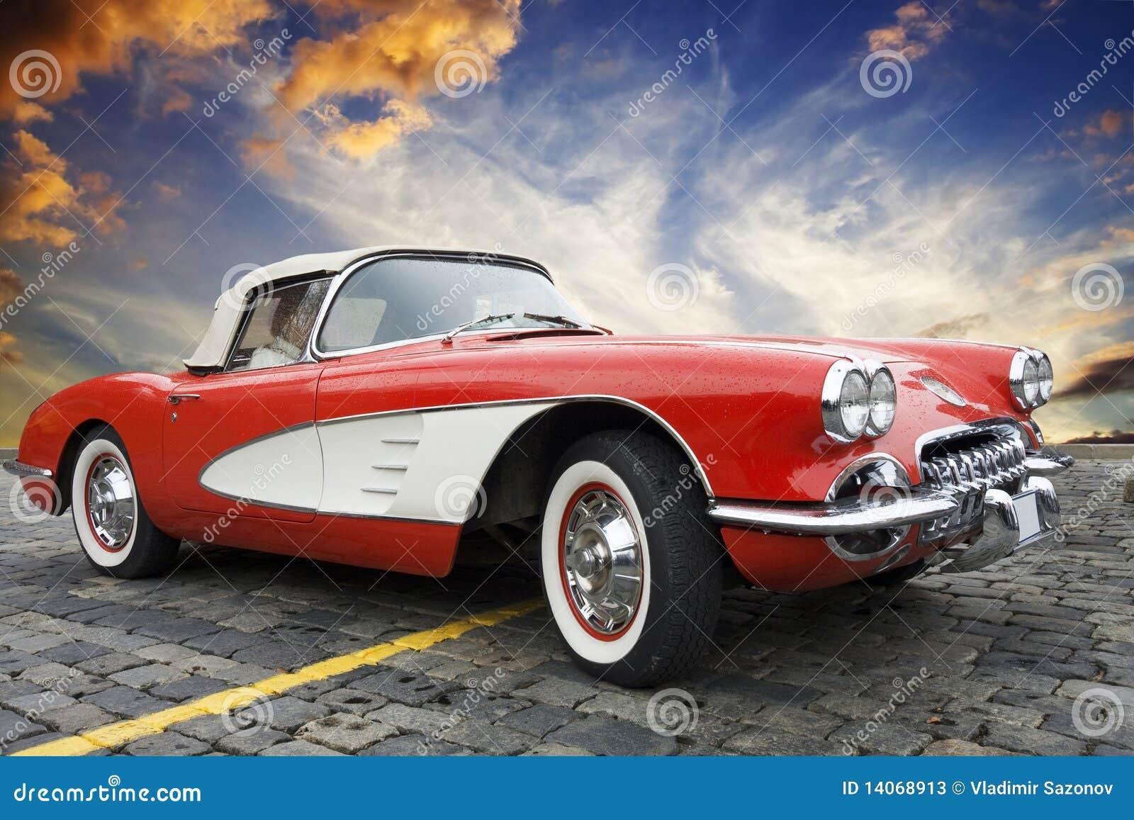 Chevrolet Corvette clássico