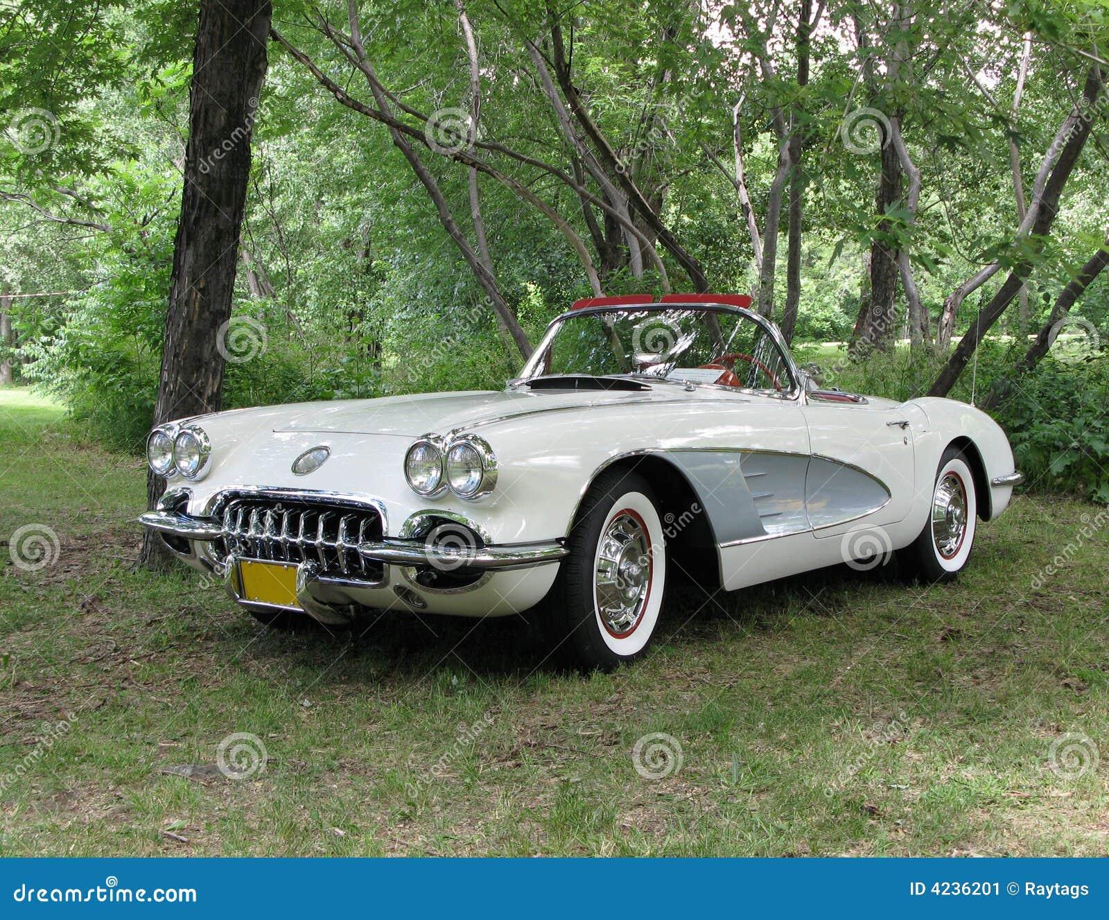 Chevrolet- Corvettekabriolett