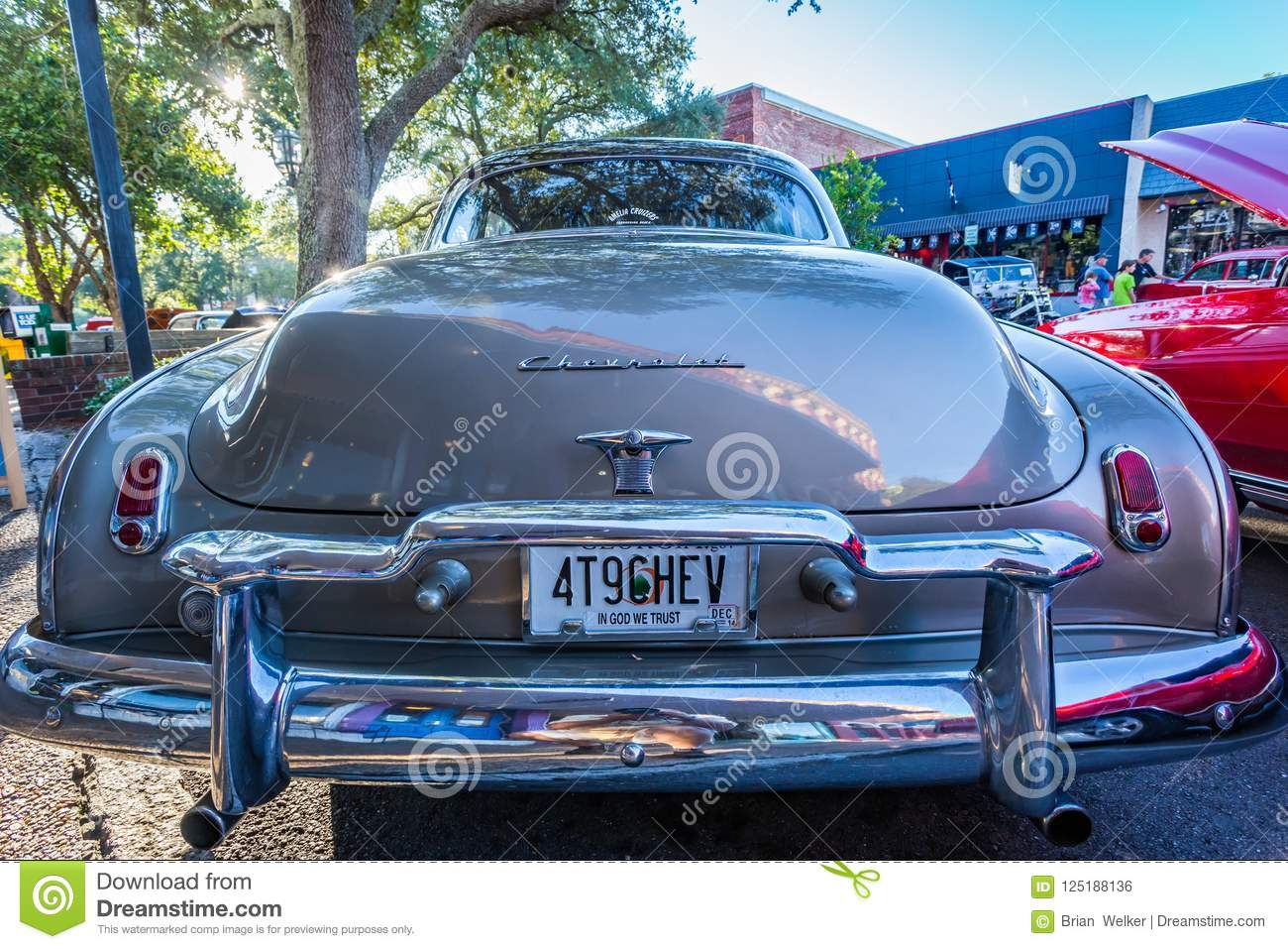 1949 Chevrolet Deluxe Coupe Editorial Photo Image Of