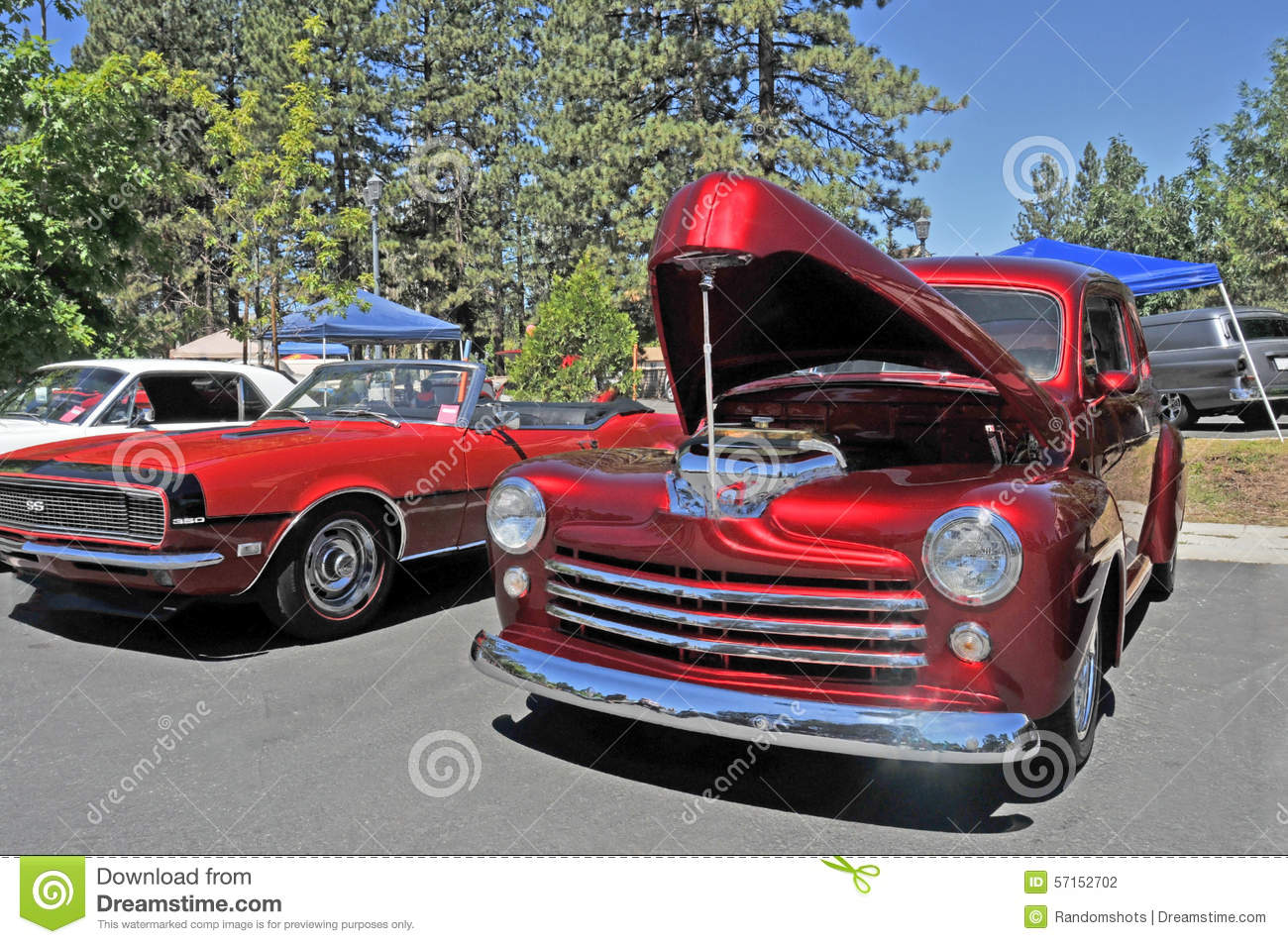Chevrolet Hot Rods Editorial Photography. Image Of Speed