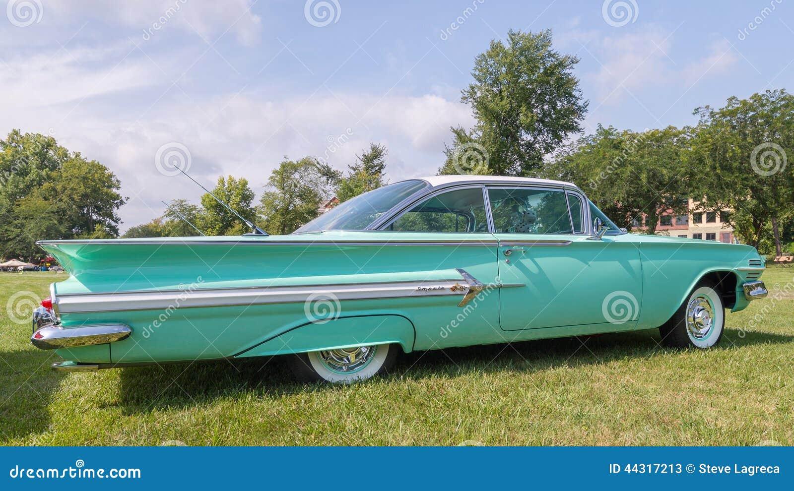 1959 60 Chevrolet Impala Editorial Stock Photo Image Of 1959 44317213