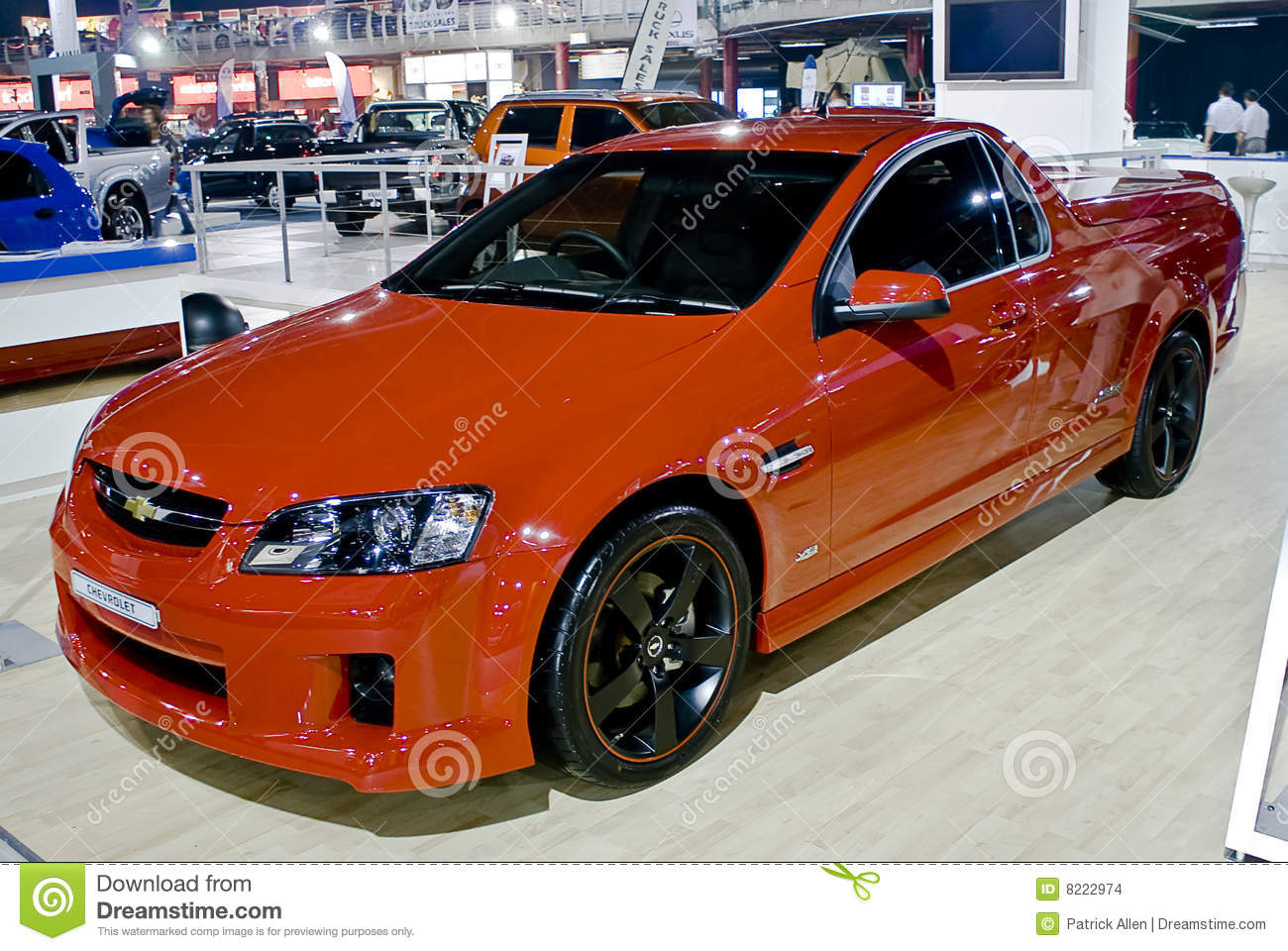Chevy Trucks For Sale Chevrolet Lumina SS UTE - MPH Editorial Stock Image ...