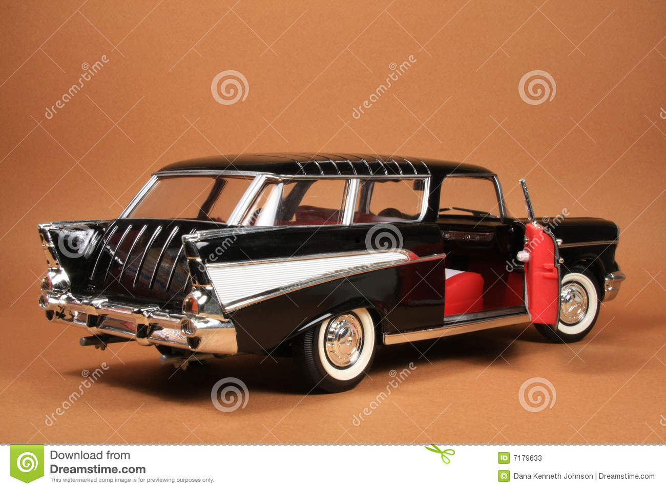 Chevrolet Nomad 1957 Stock Image Of Cast Vehicle 7179633 Chevy Wagon