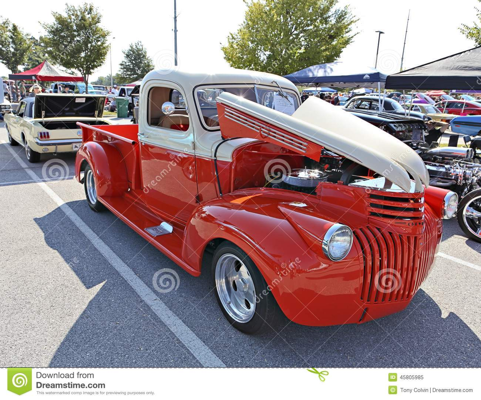 1946 chevrolet pick up truck editorial image image 45805985. Black Bedroom Furniture Sets. Home Design Ideas