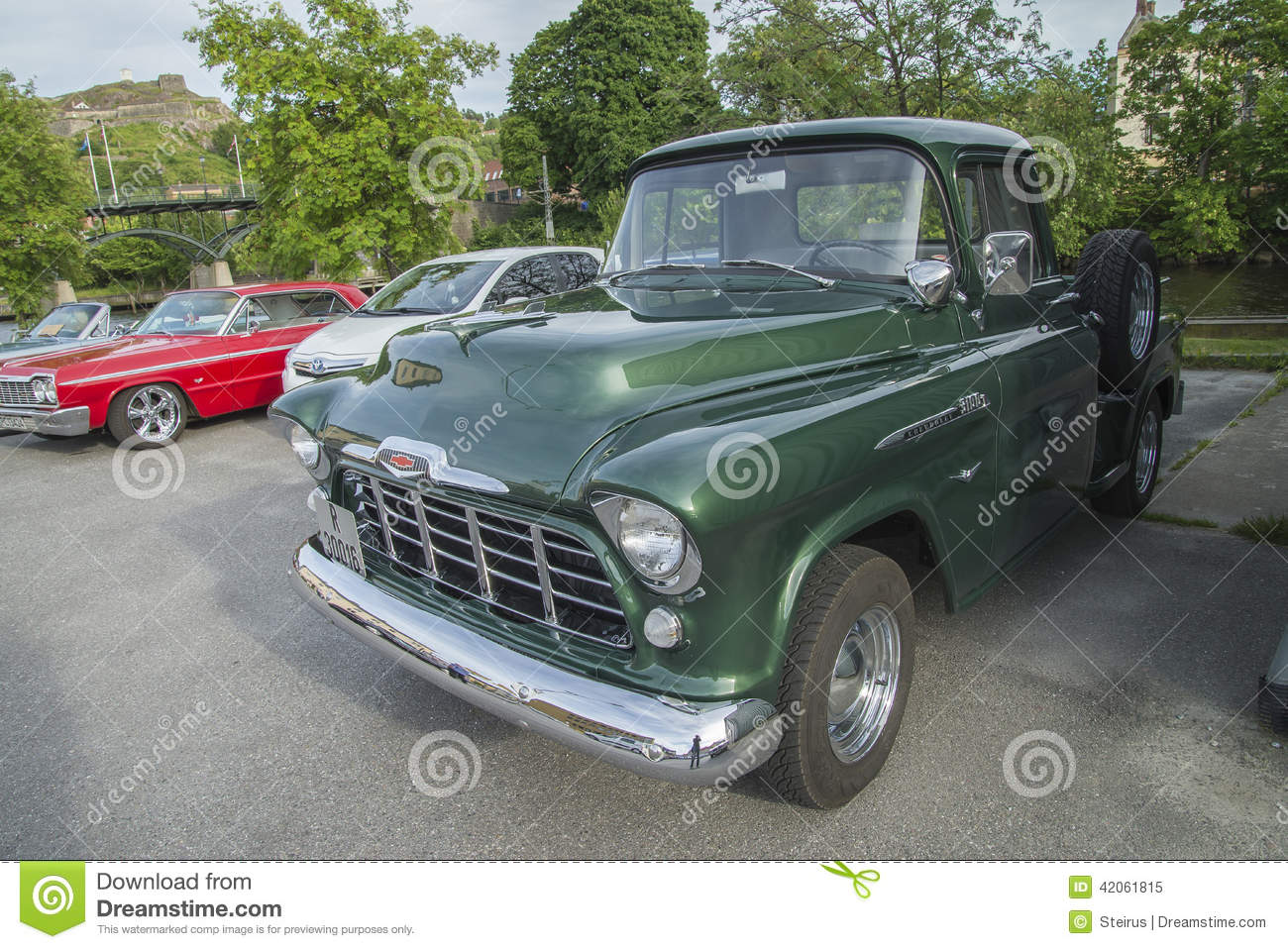 All Chevy 1956 chevrolet 3100 : 1956 Chevrolet 3100 Pickup editorial image. Image of design - 42061815