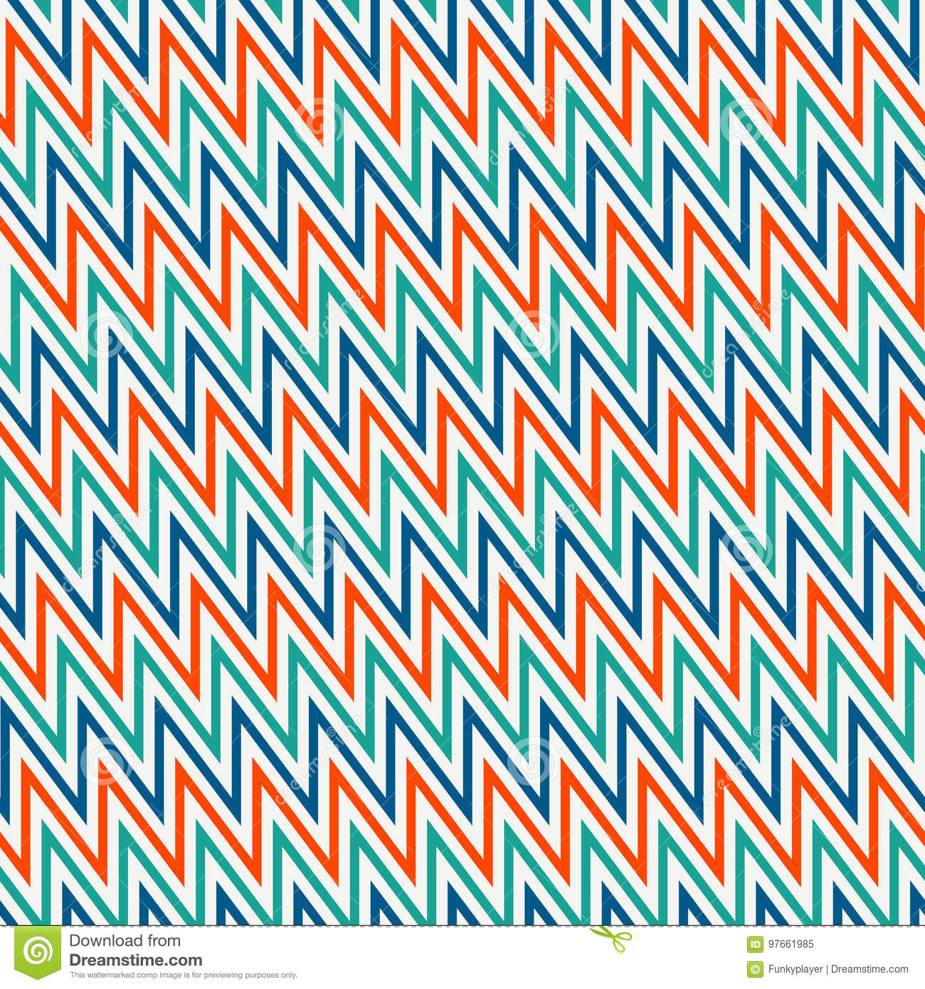 chevron diagonal stripes background  seamless pattern with