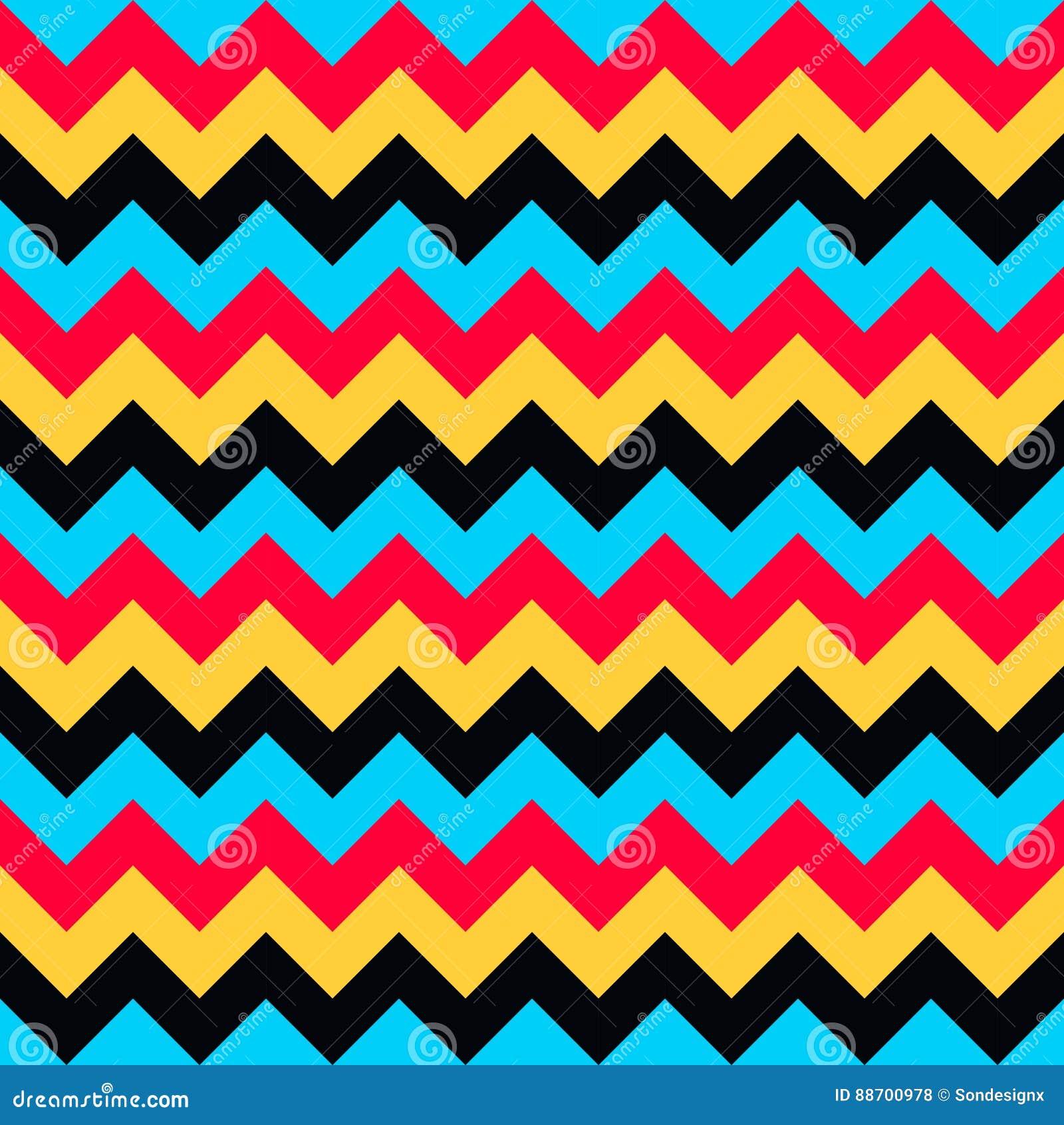chevron pattern seamless vector arrows geometric design colorful rh dreamstime com  chevron pattern vector download