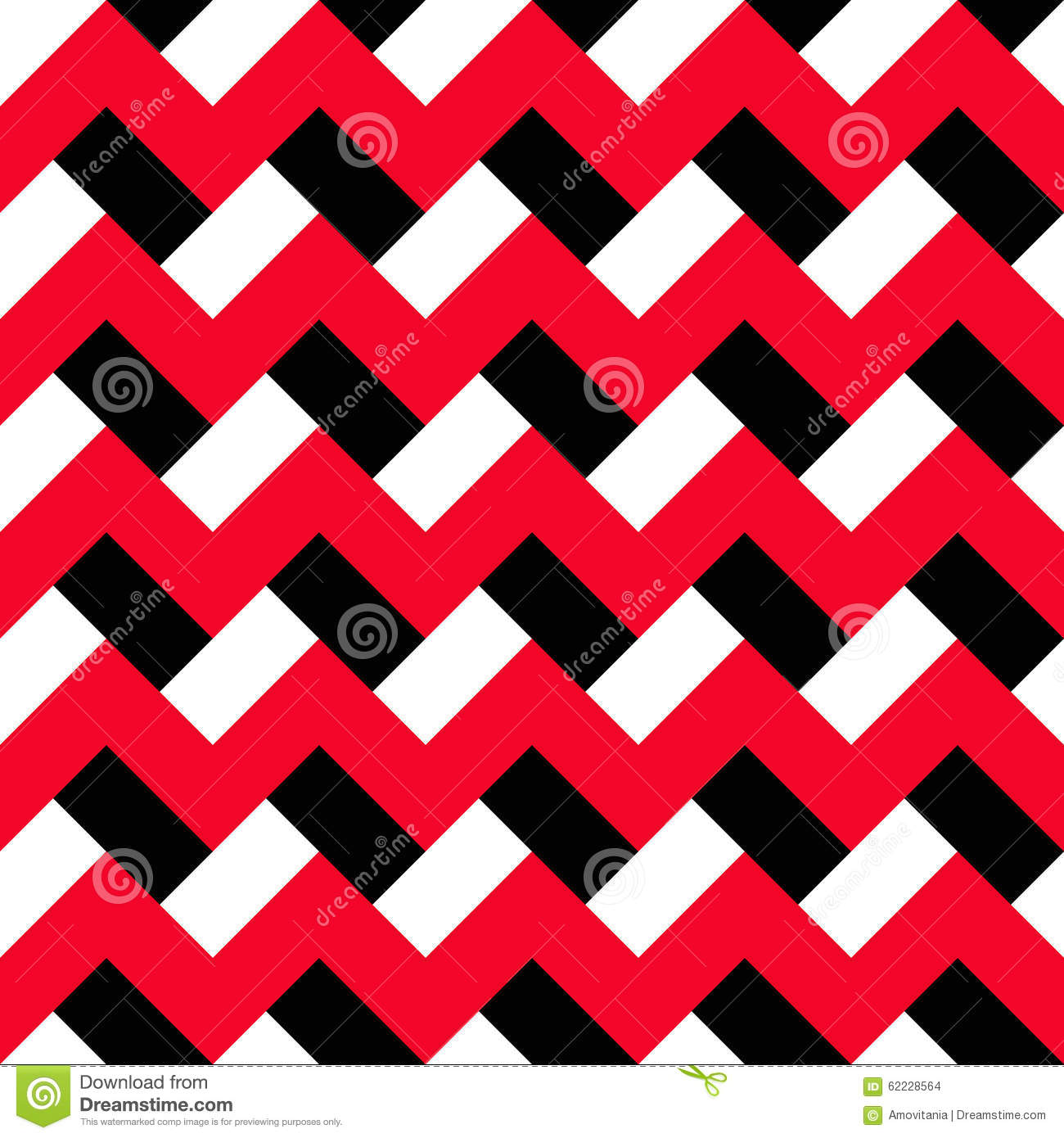 ... - Red And White Chevron Background To Download Red And White Chevron