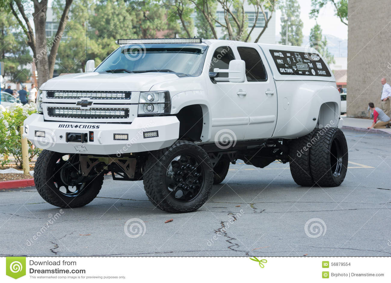 Chevy Big Truck su esposizione