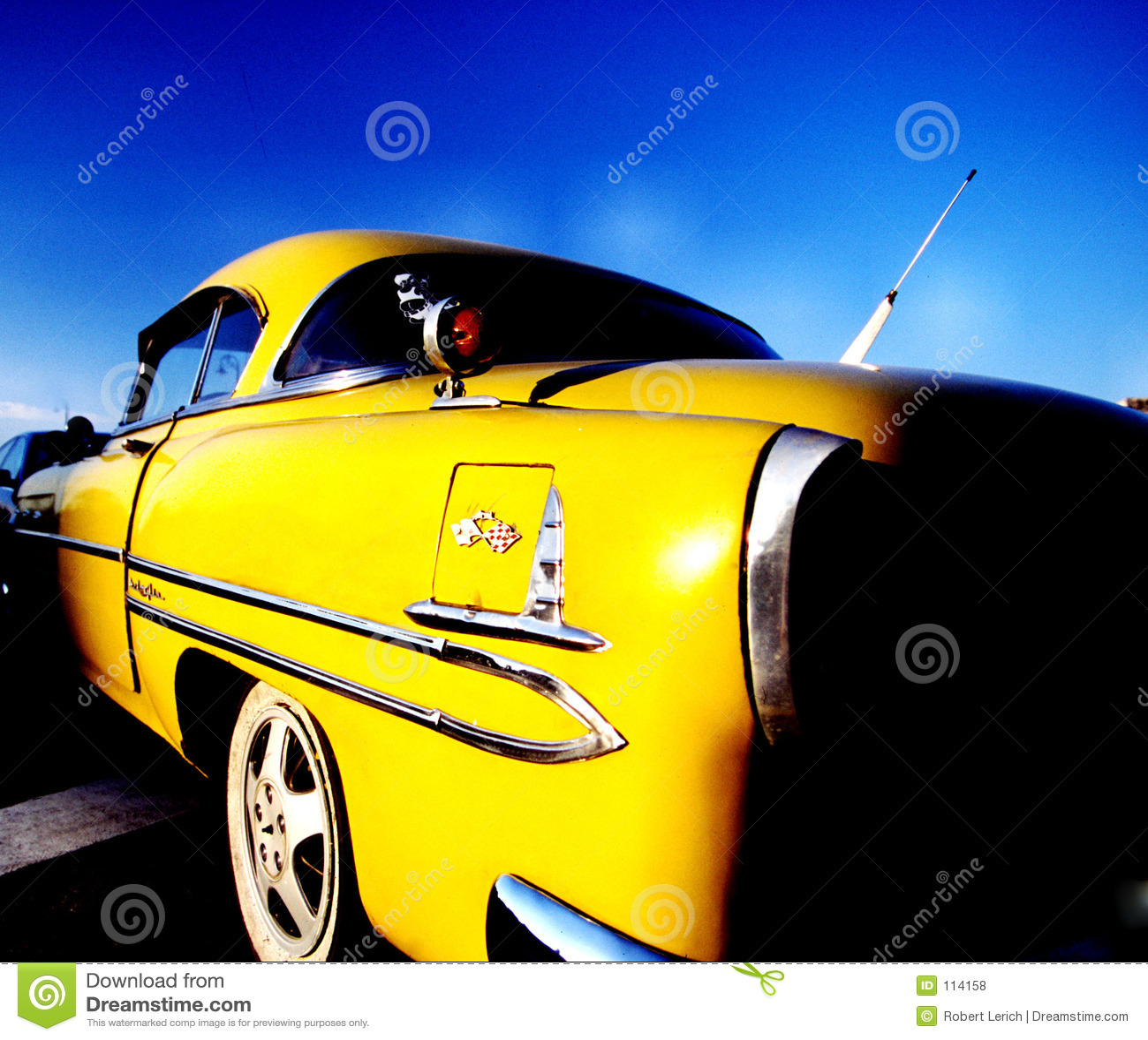Chevy jaren  50