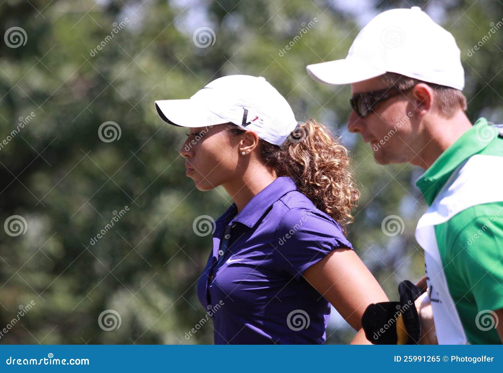 Cheyenne trän på golf Evian styrer 2012