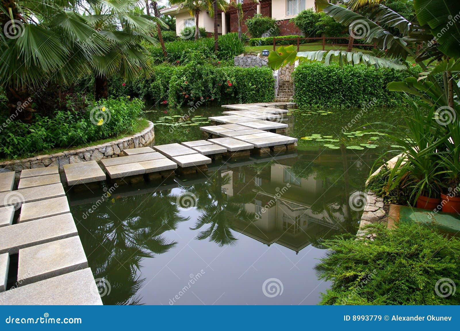 Chińczyka ogród