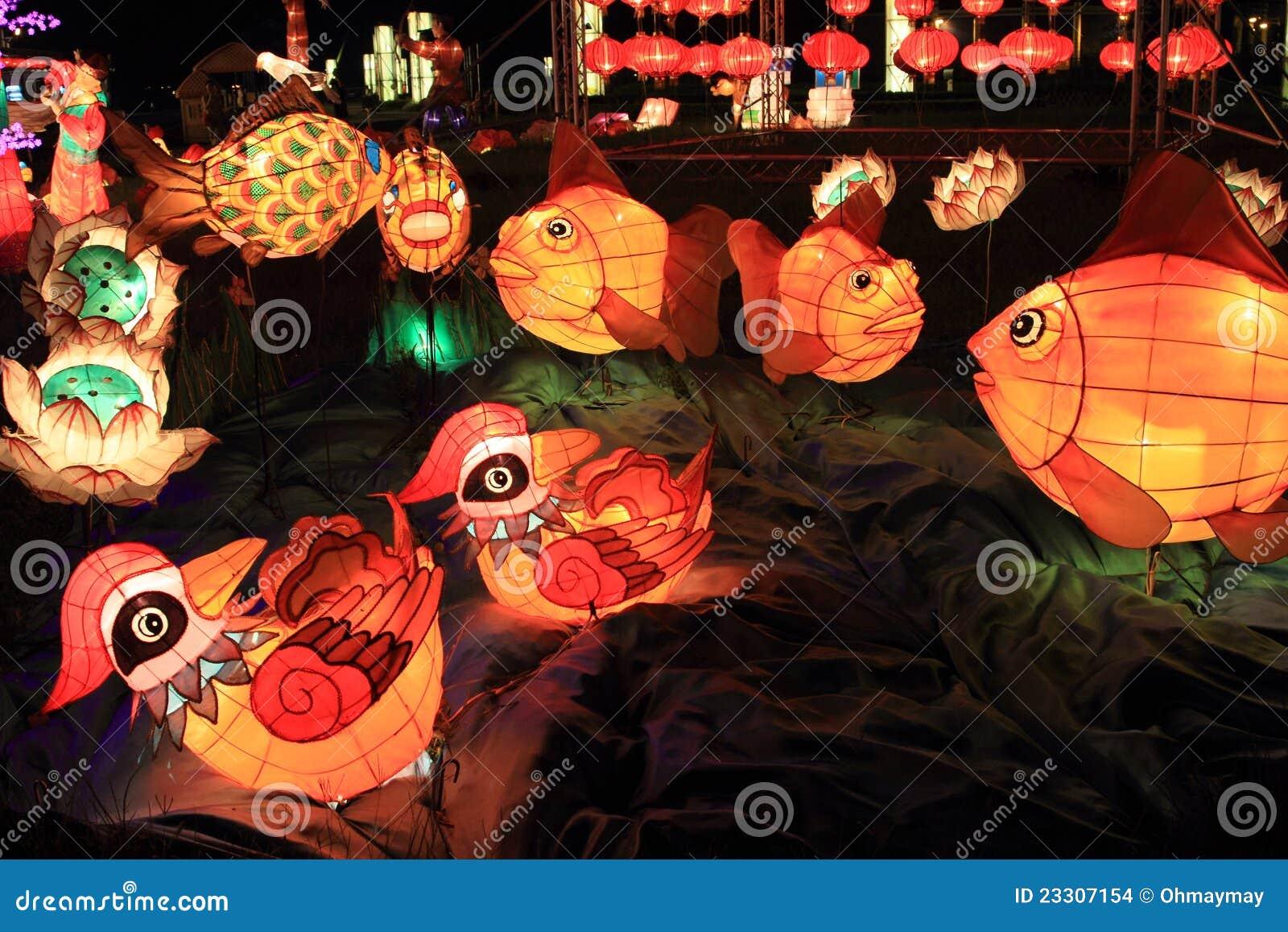 Chińscy lampiony, Hong Kong