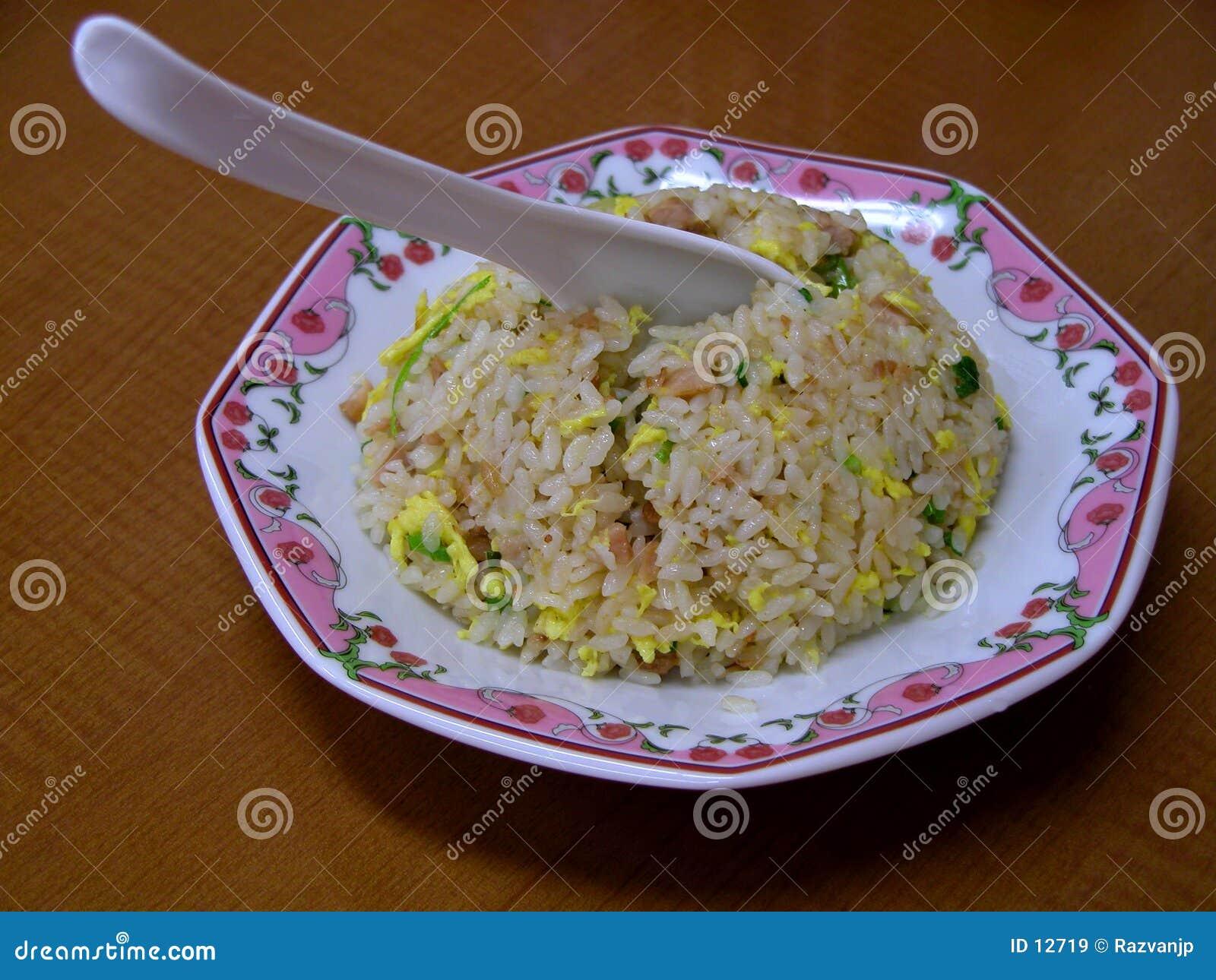 Chińscy ryżu