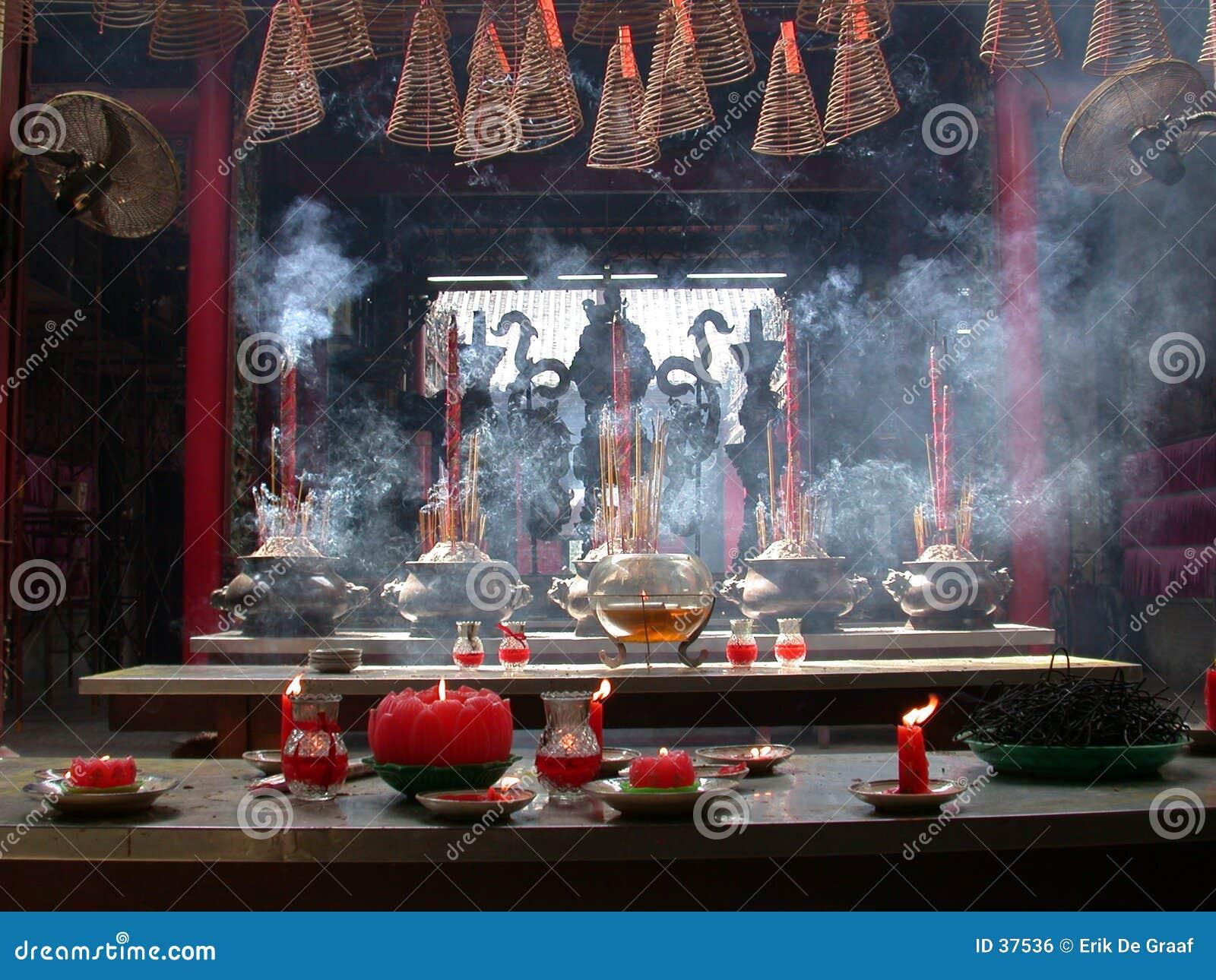 Chińska świątyni