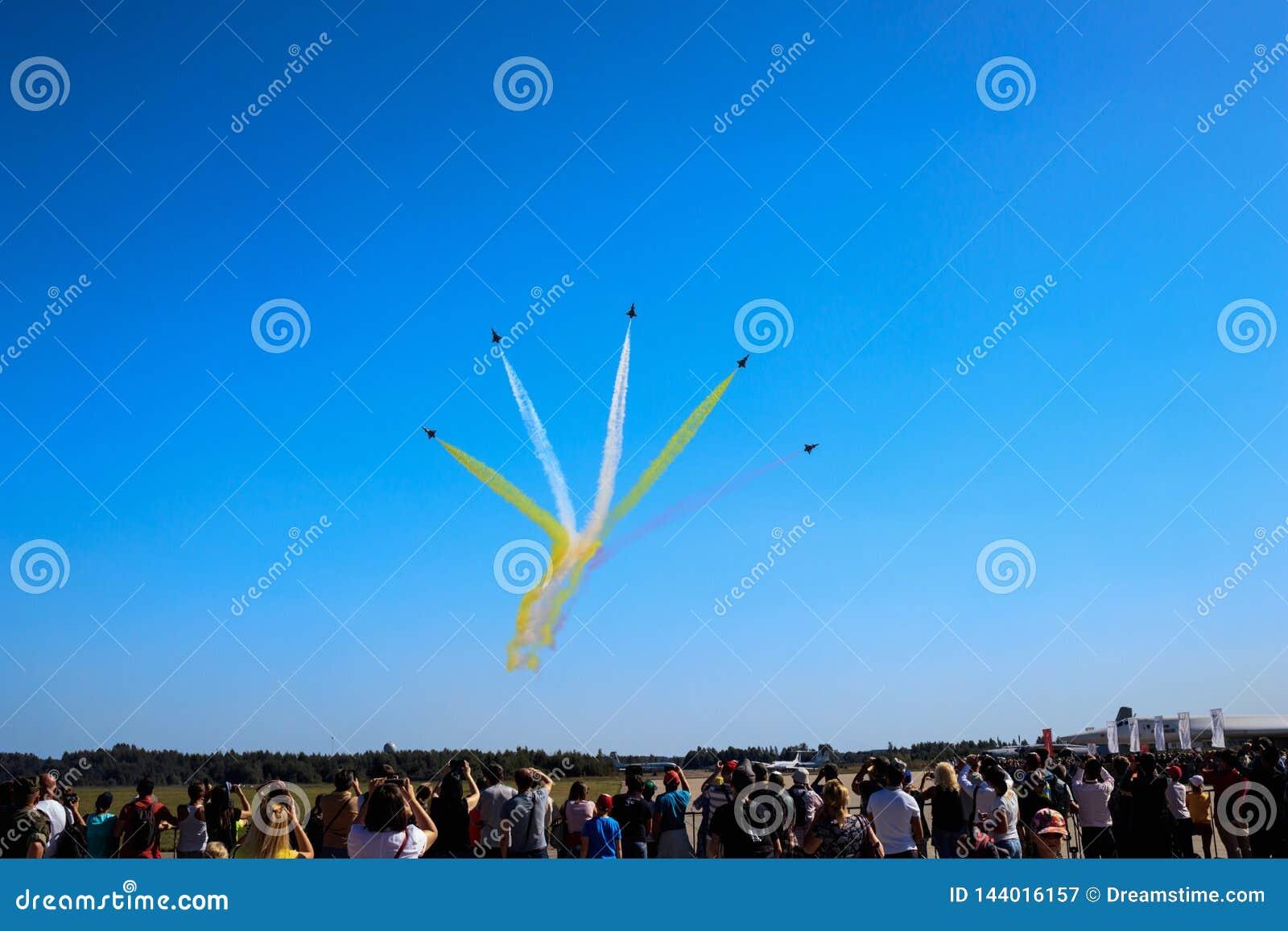 Chińska aerobatic drużyna