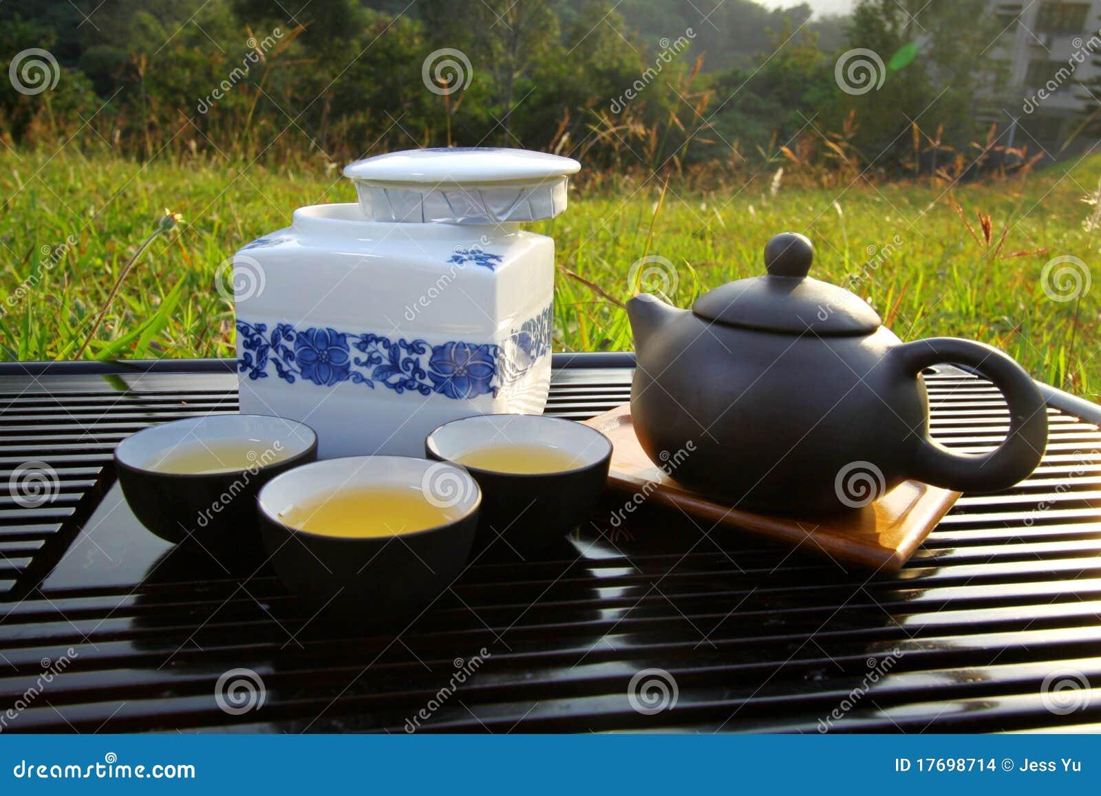 Chińska ustalona herbata