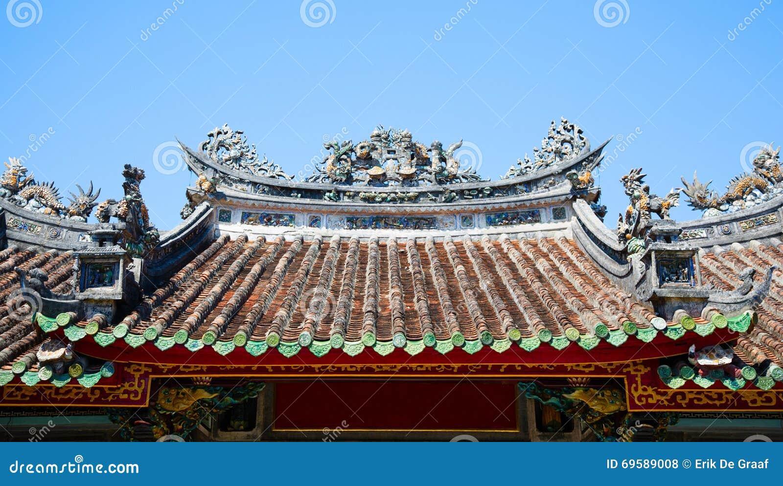 Chiński dach