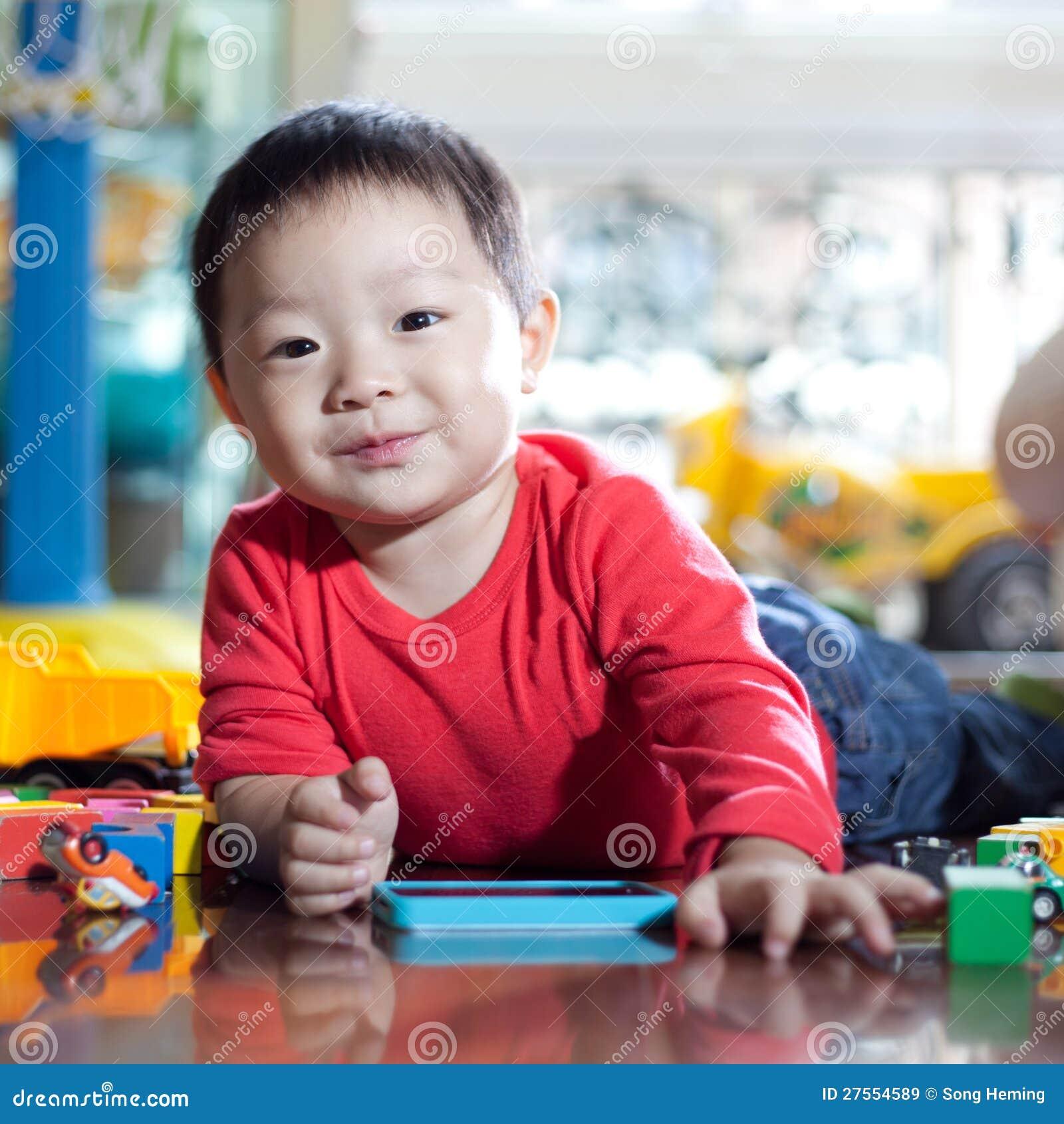 Chiński Dziecko