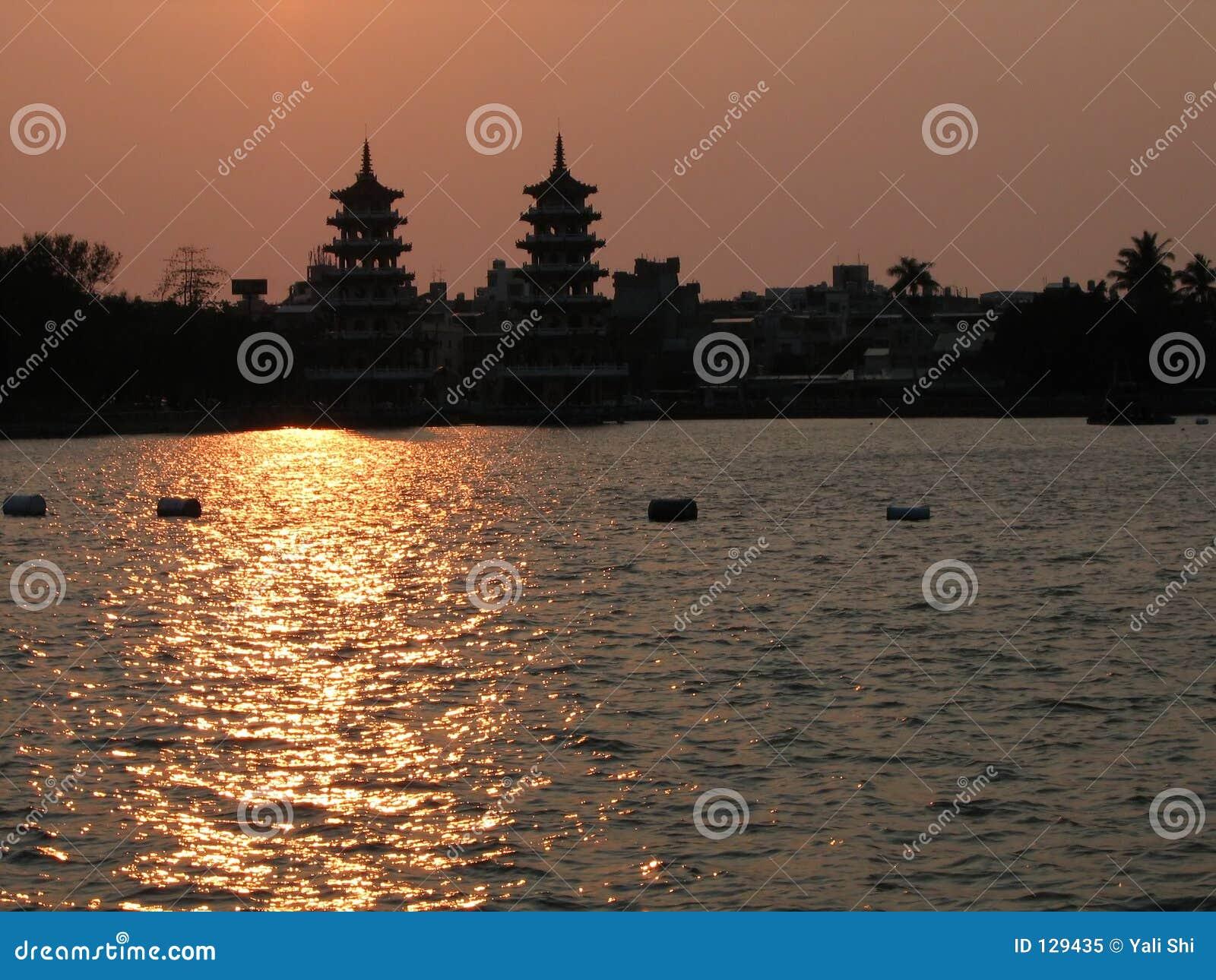 Chiński miasto słońca