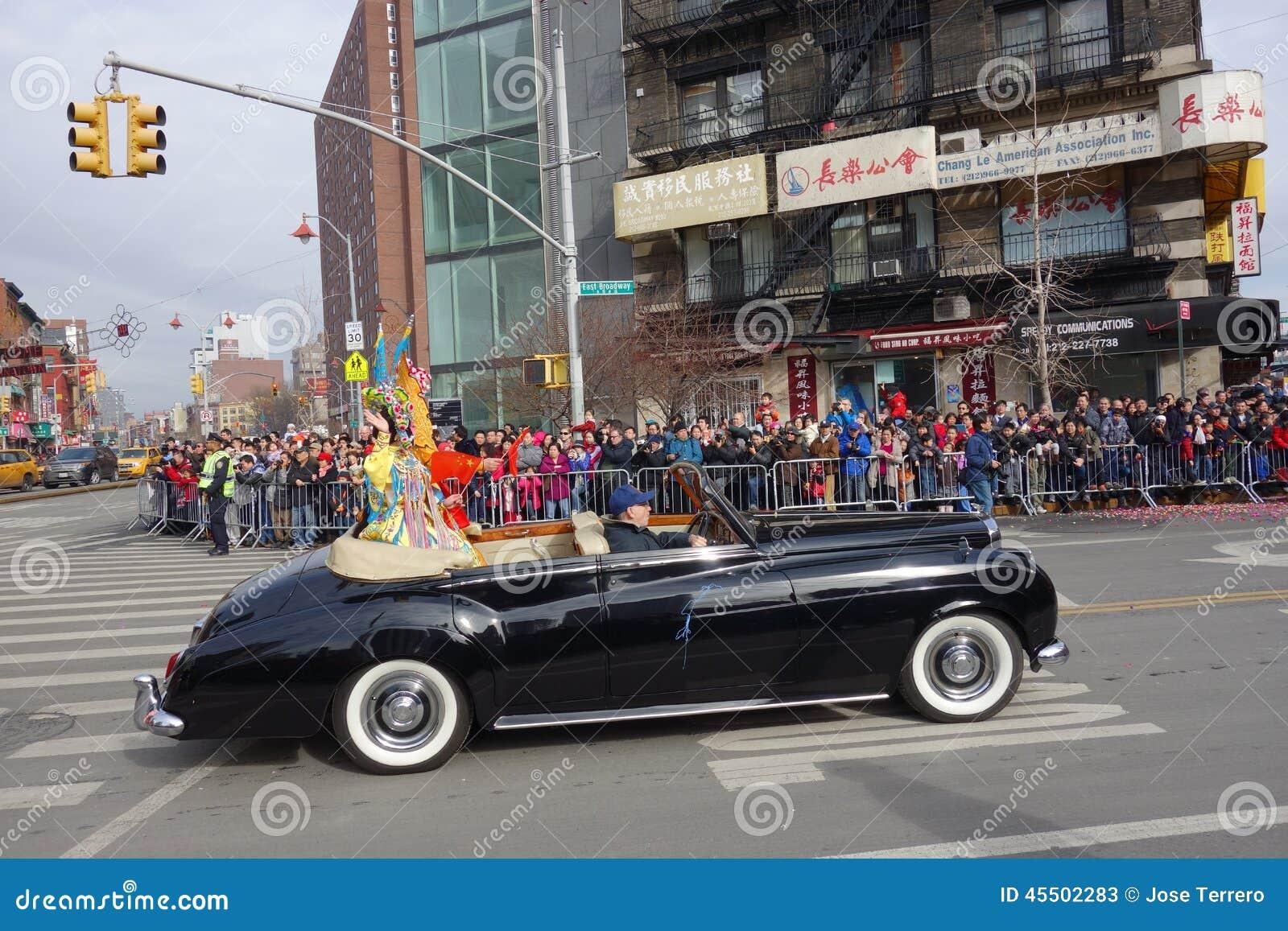 2014 Chińskich nowy rok świętowań W NYC 3