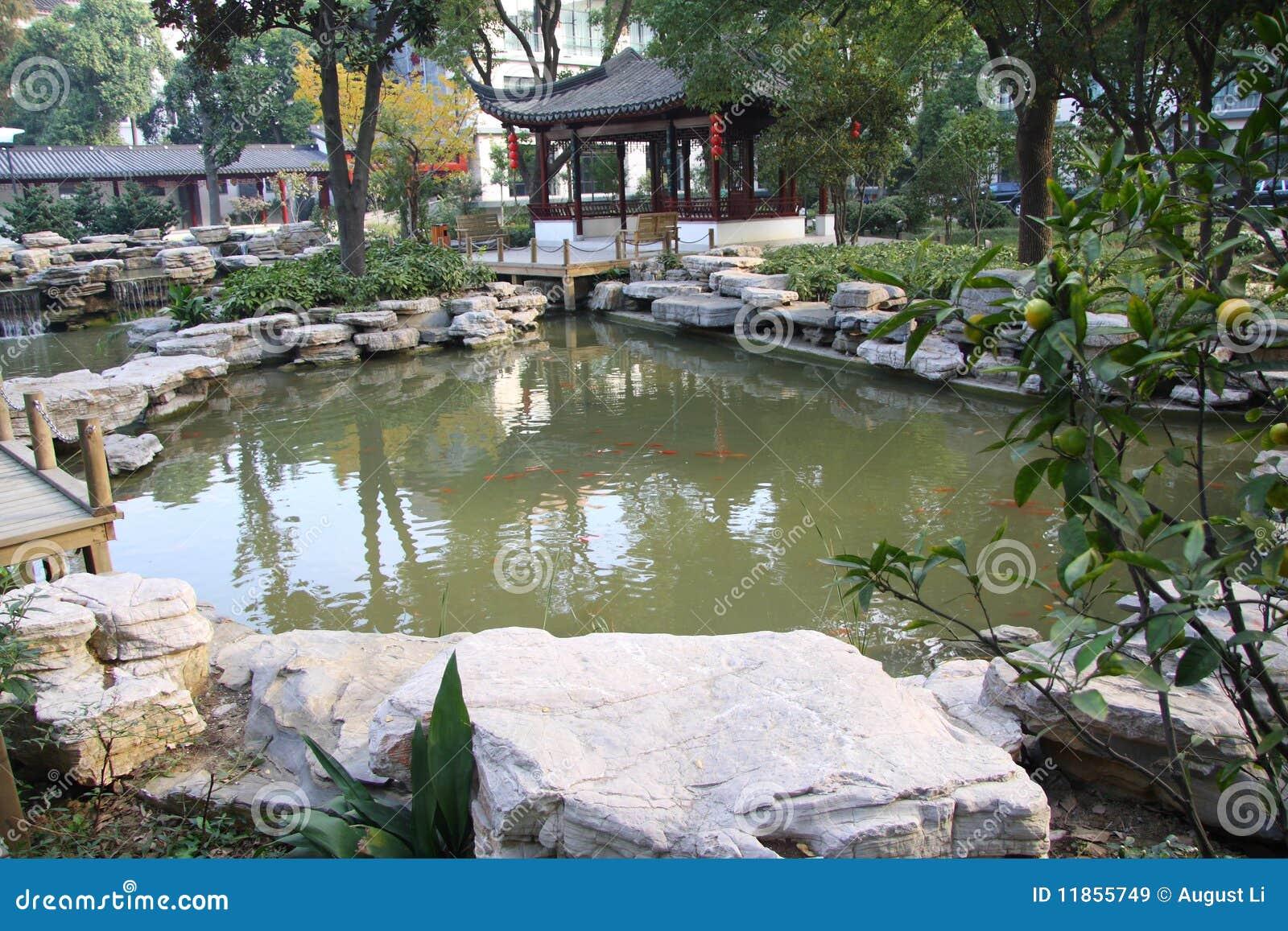 Chińskiego klasyka ogród