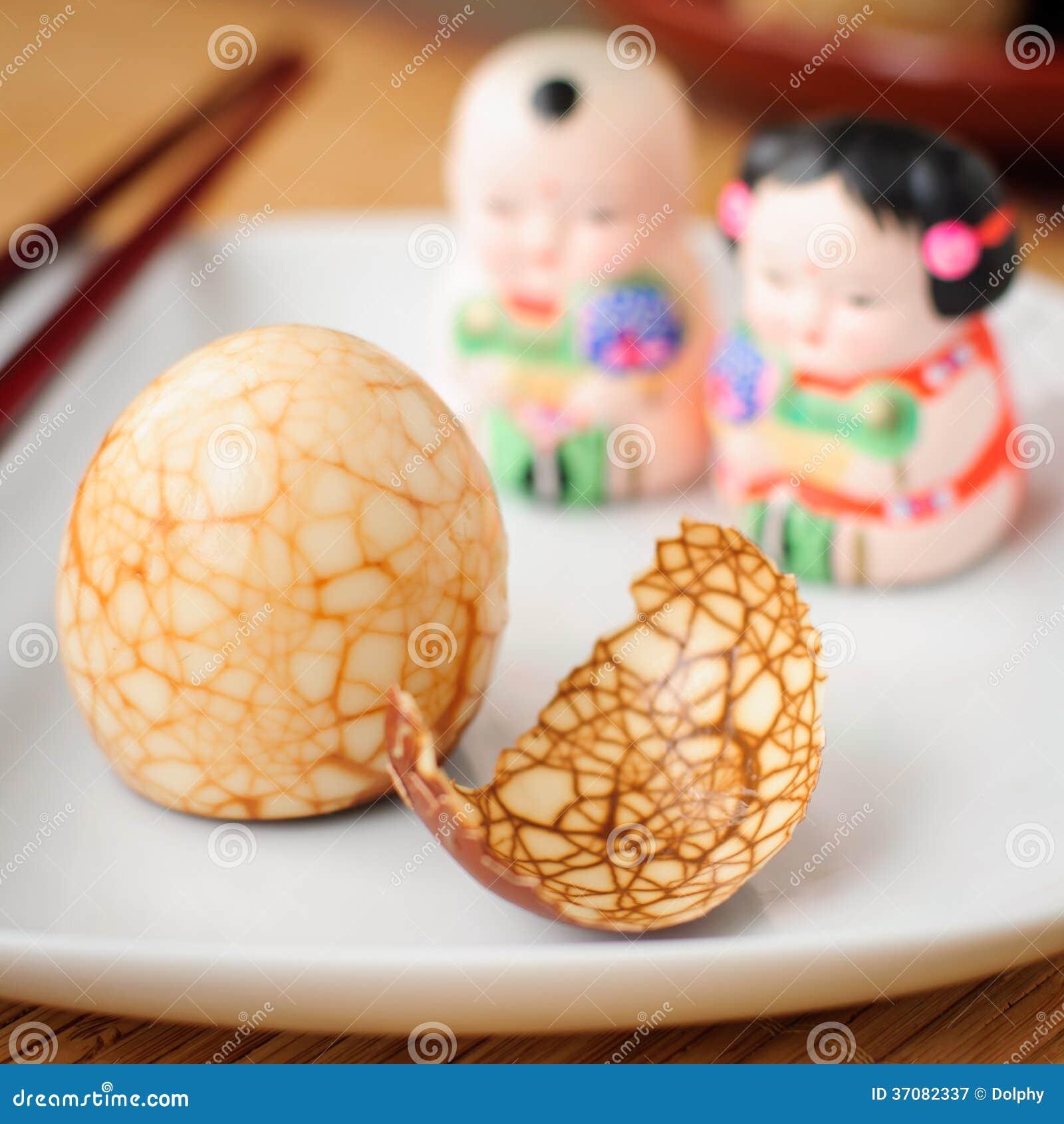 Download Chińscy Herbaciani jajka obraz stock. Obraz złożonej z easter - 37082337