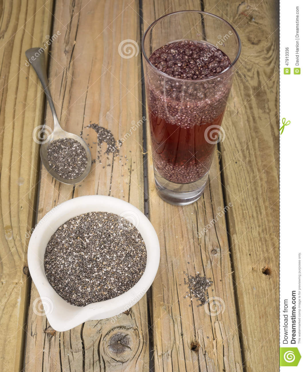 how to drink chia seeds in the morning