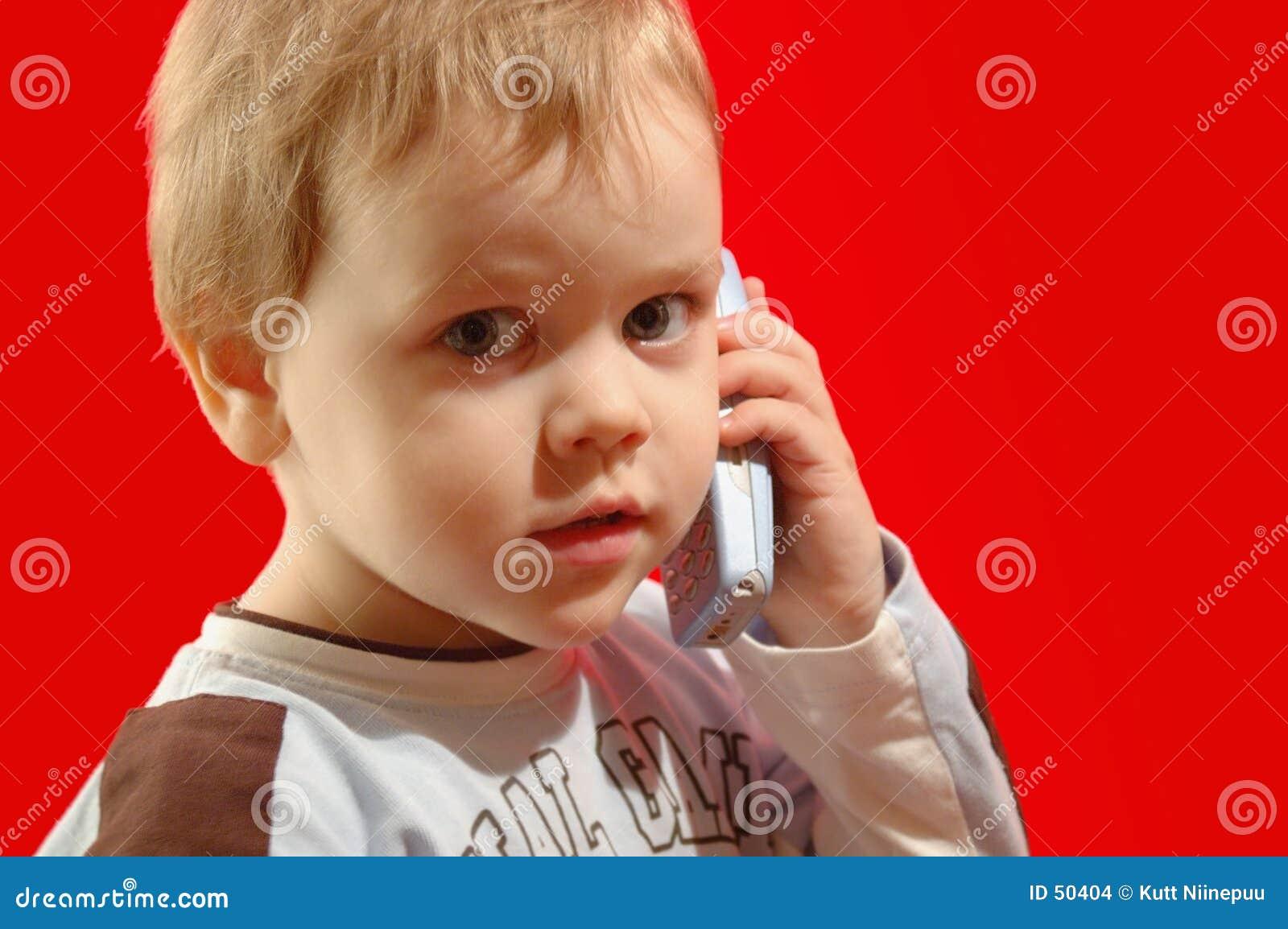 Chiamando alla mamma