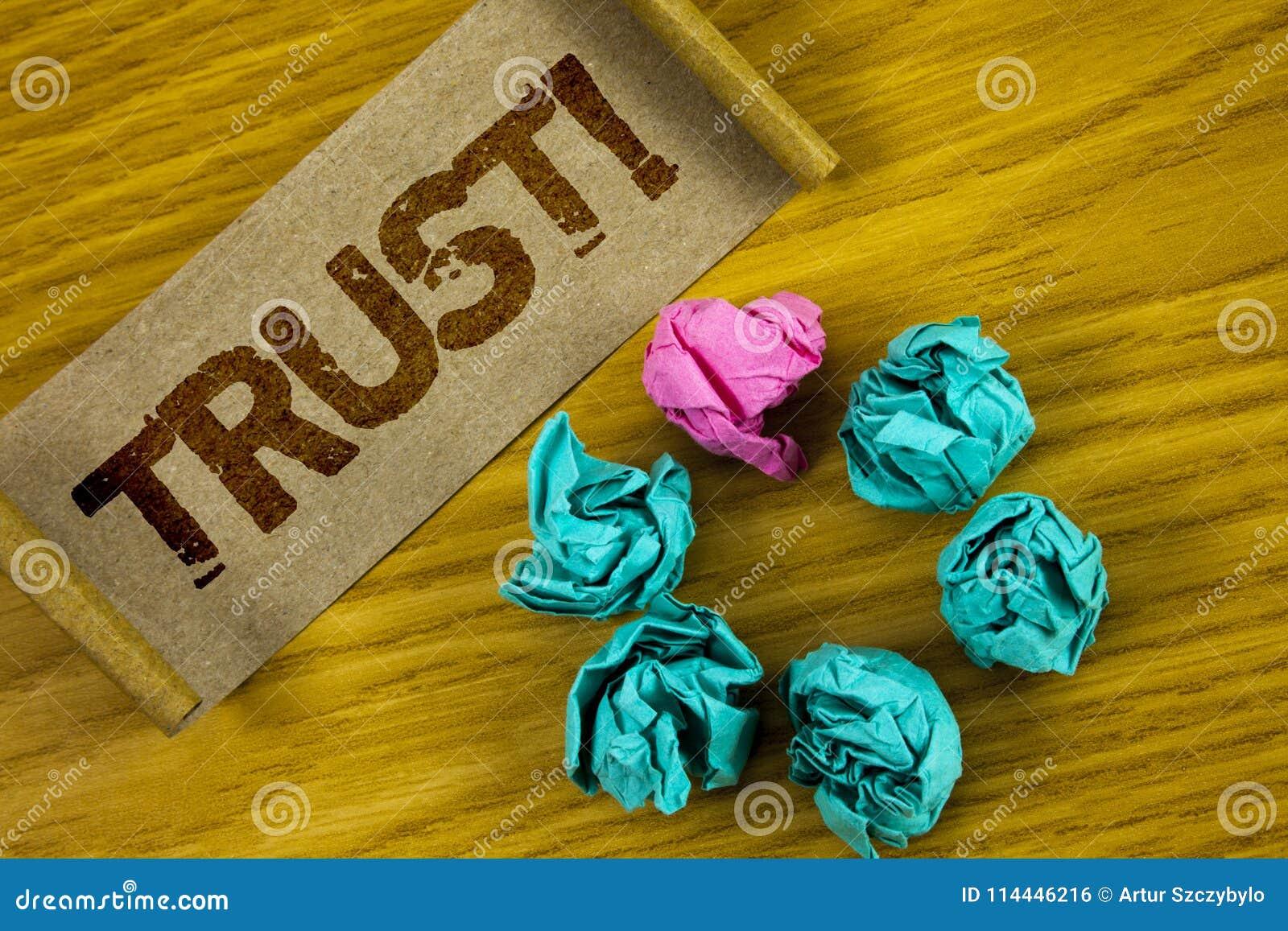 La Credenza Significato : Chiamata motivazionale di fiducia scrittura del testo della